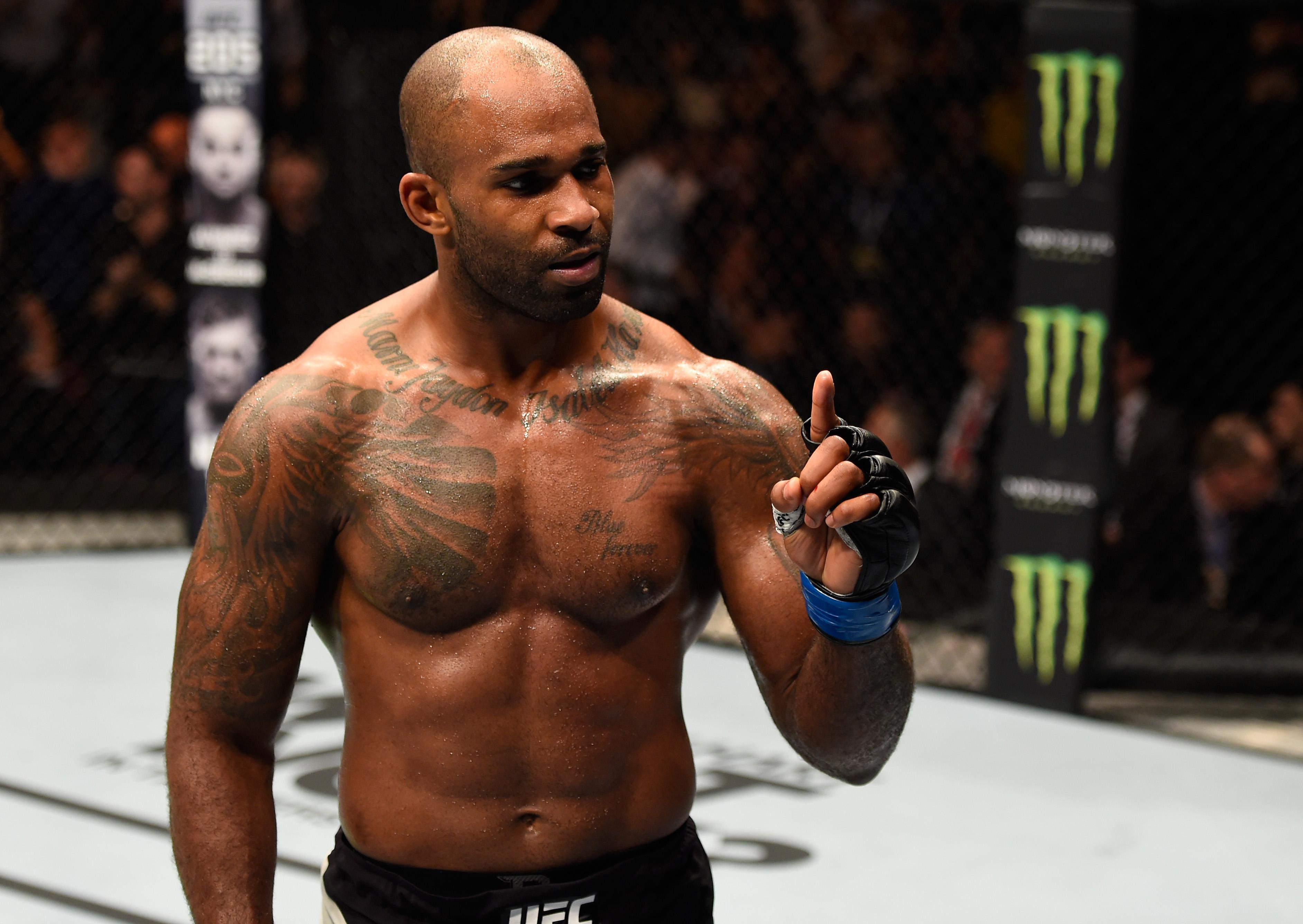 Manuwa is currently the No 7 ranked light-heavyweight in the UFC