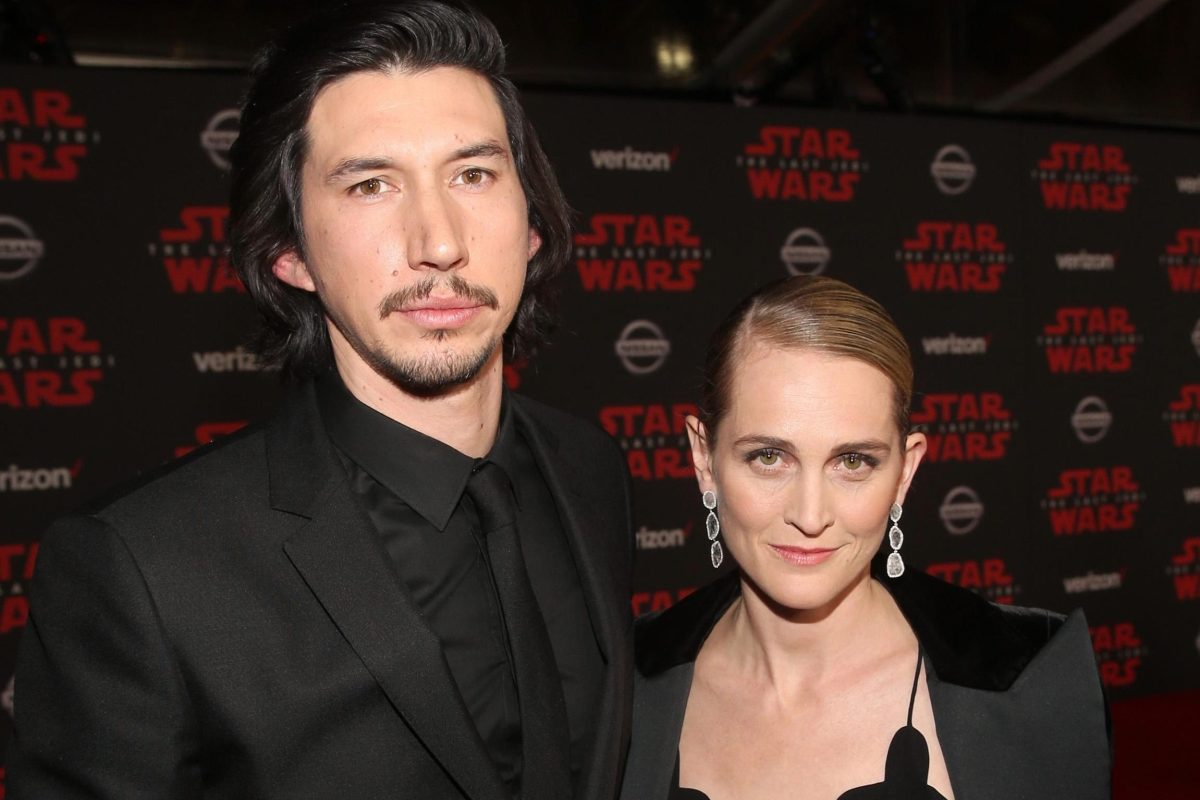 Star wars and girls actor adam driver 39 secretly welcomed a for 1 800 2 sell homes reviews