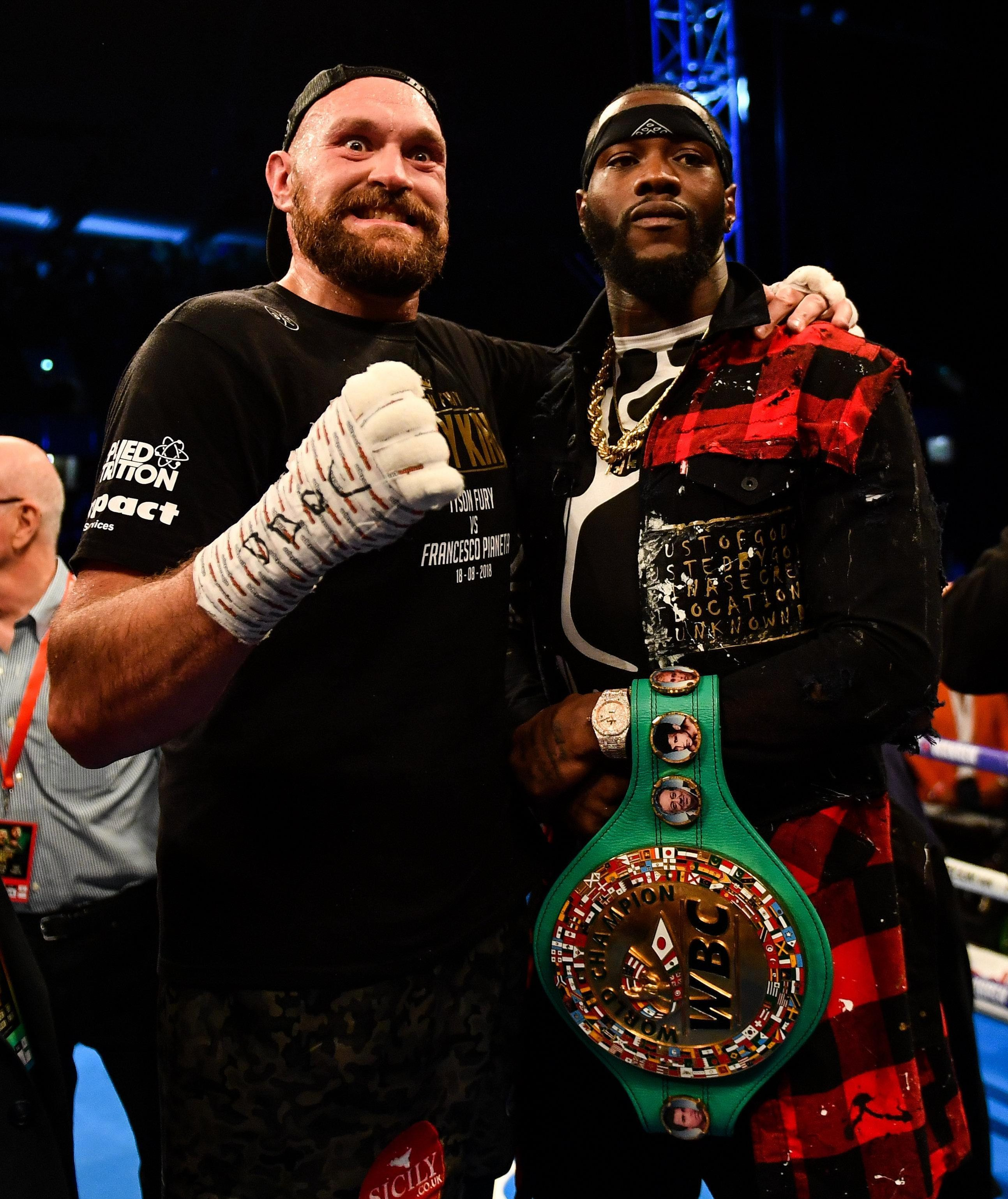 Haye does not believe Usyk has the size to trouble Fury, Wilder or Joshua