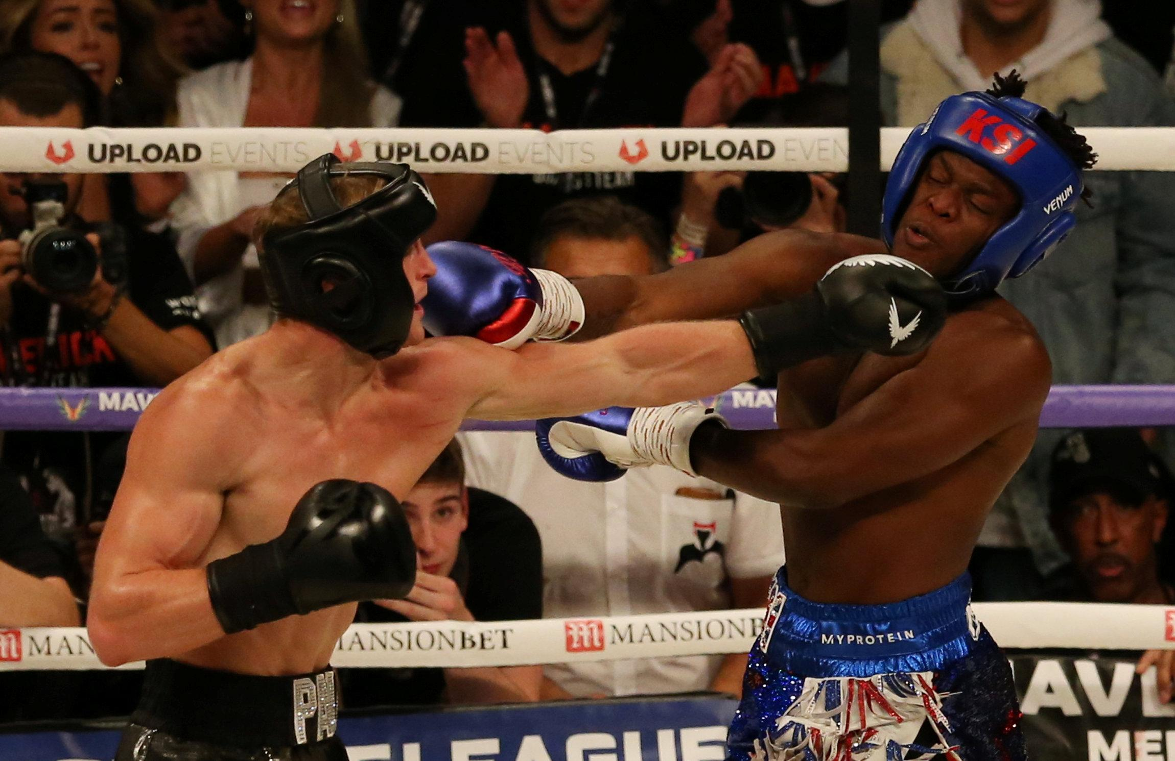 The PPV sold over 800,00 as the pair fought for six rounds