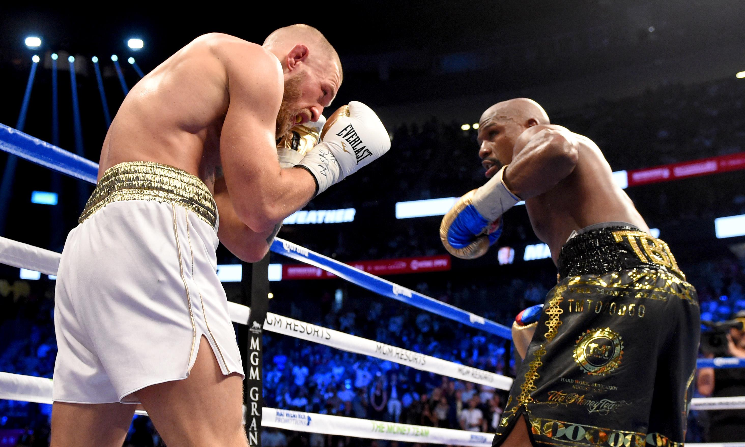 Last year, Conor McGregor lost to 50-0 star Floyd Mayweather in the ring
