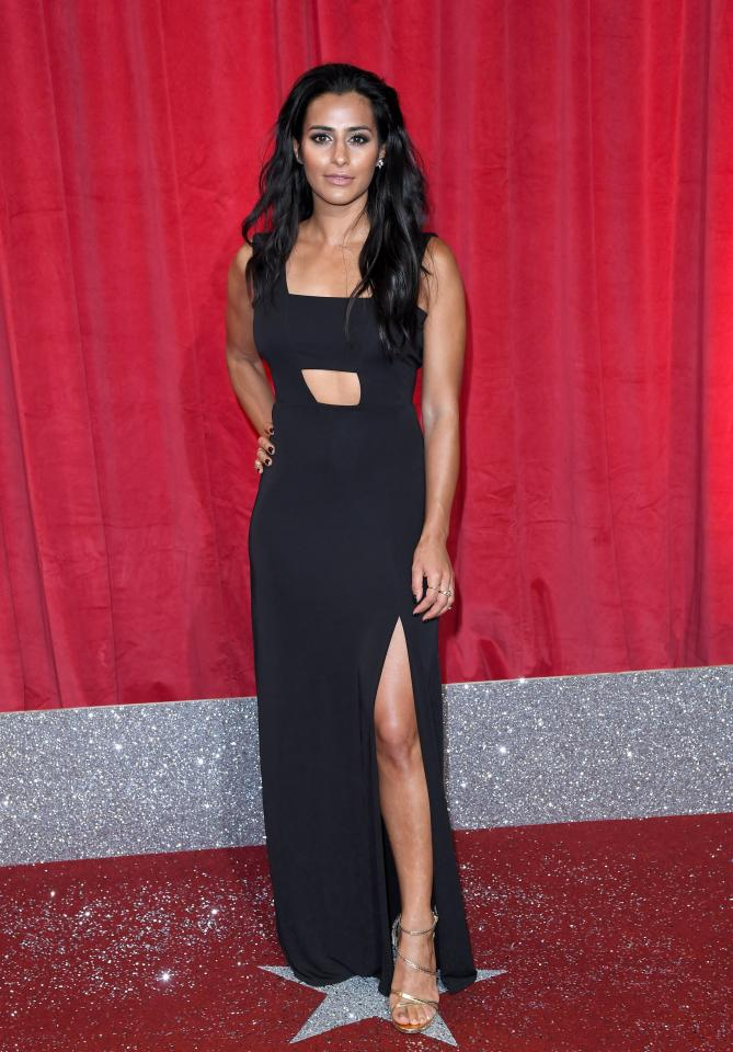 Actress Sair Khan is leaving the cobbles behind to star in the jungle