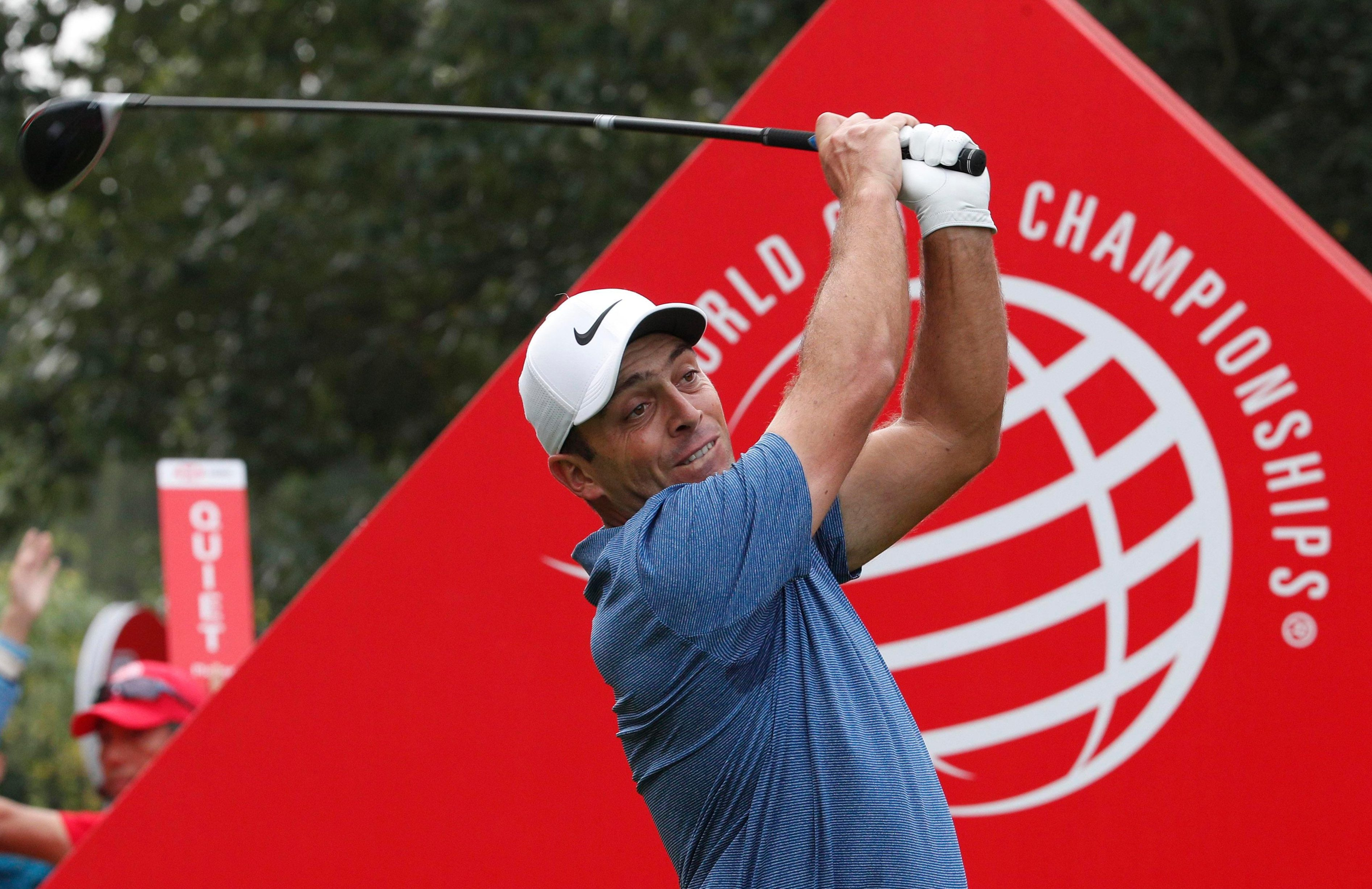 Italian Francesco Molinari says still being in contention for the the Race to Dubai shows how good his year has been