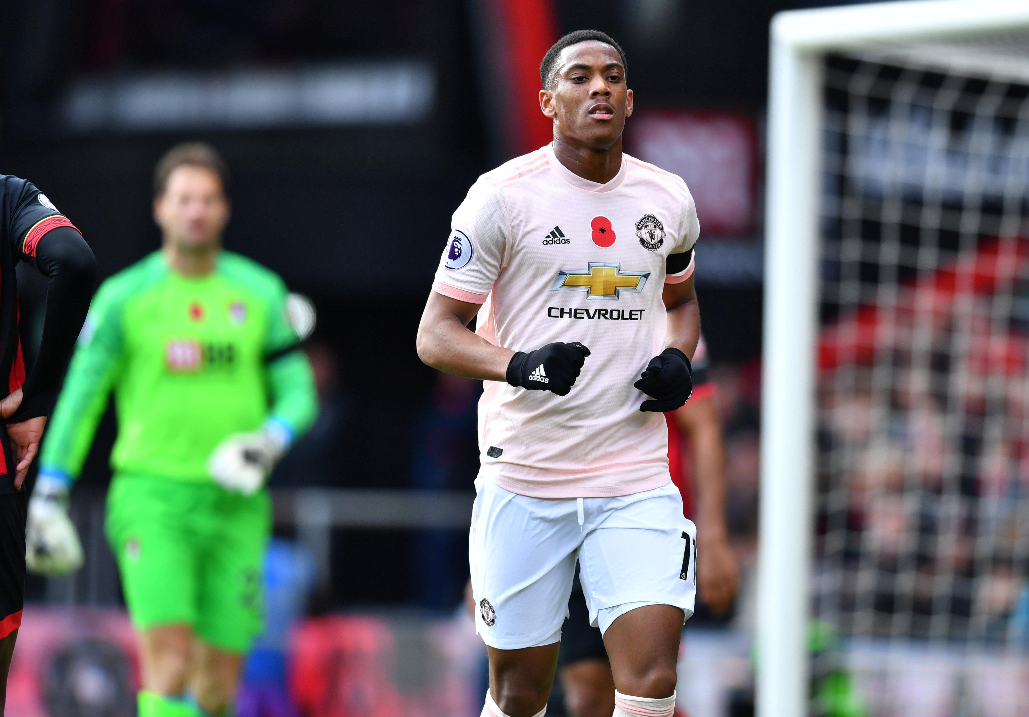 The likes of Anthony Martial have inspired a Man Utd turnaround in recent weeks