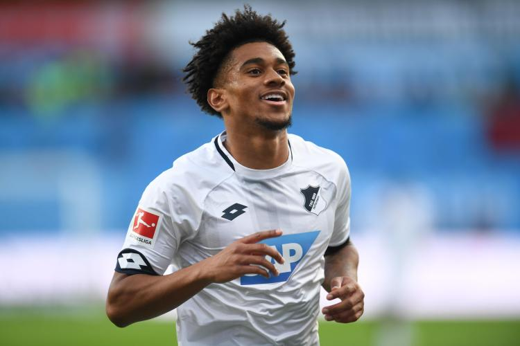 Reiss Nelson continued his hot-streak for Hoffenheim today