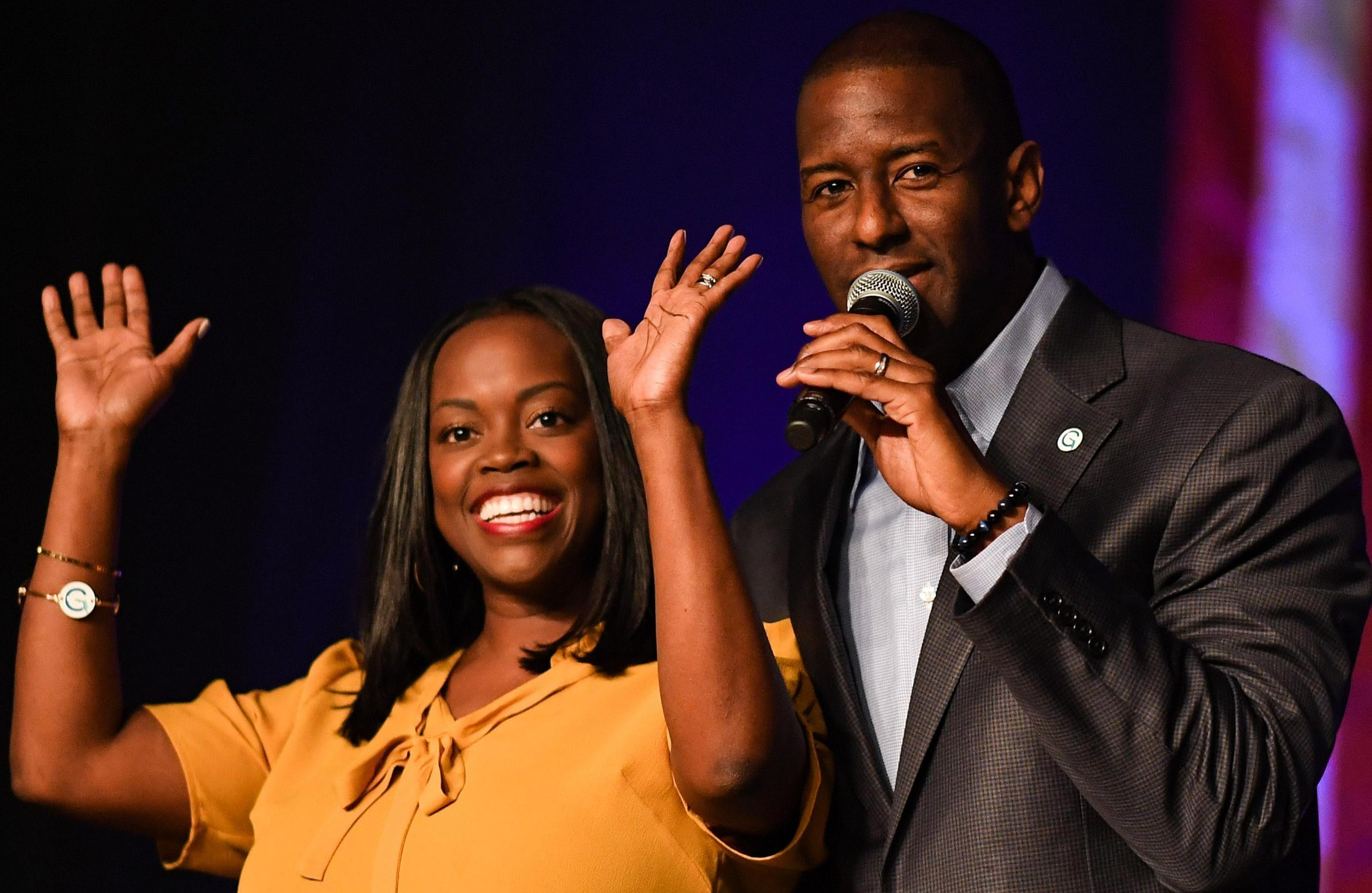 Andrew Gillum says he is bisexual