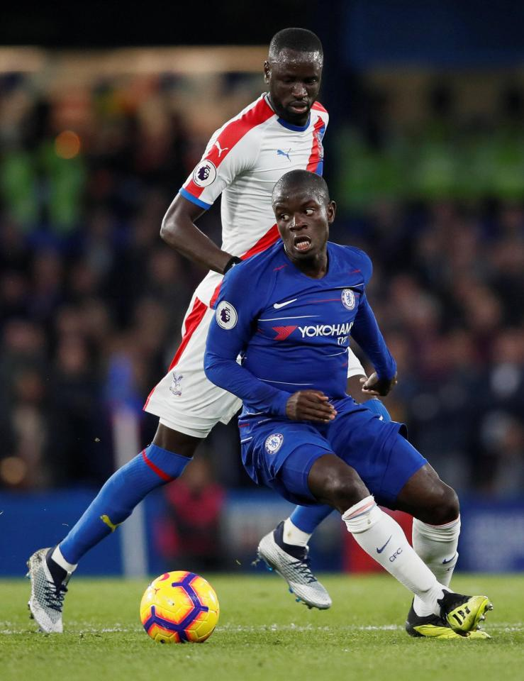 N'Golo Kante is close to signing a new £290,000-a-week contract with Chelsea