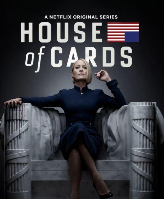 There is a whole world of drama and suspense in hit US drama House of Cards