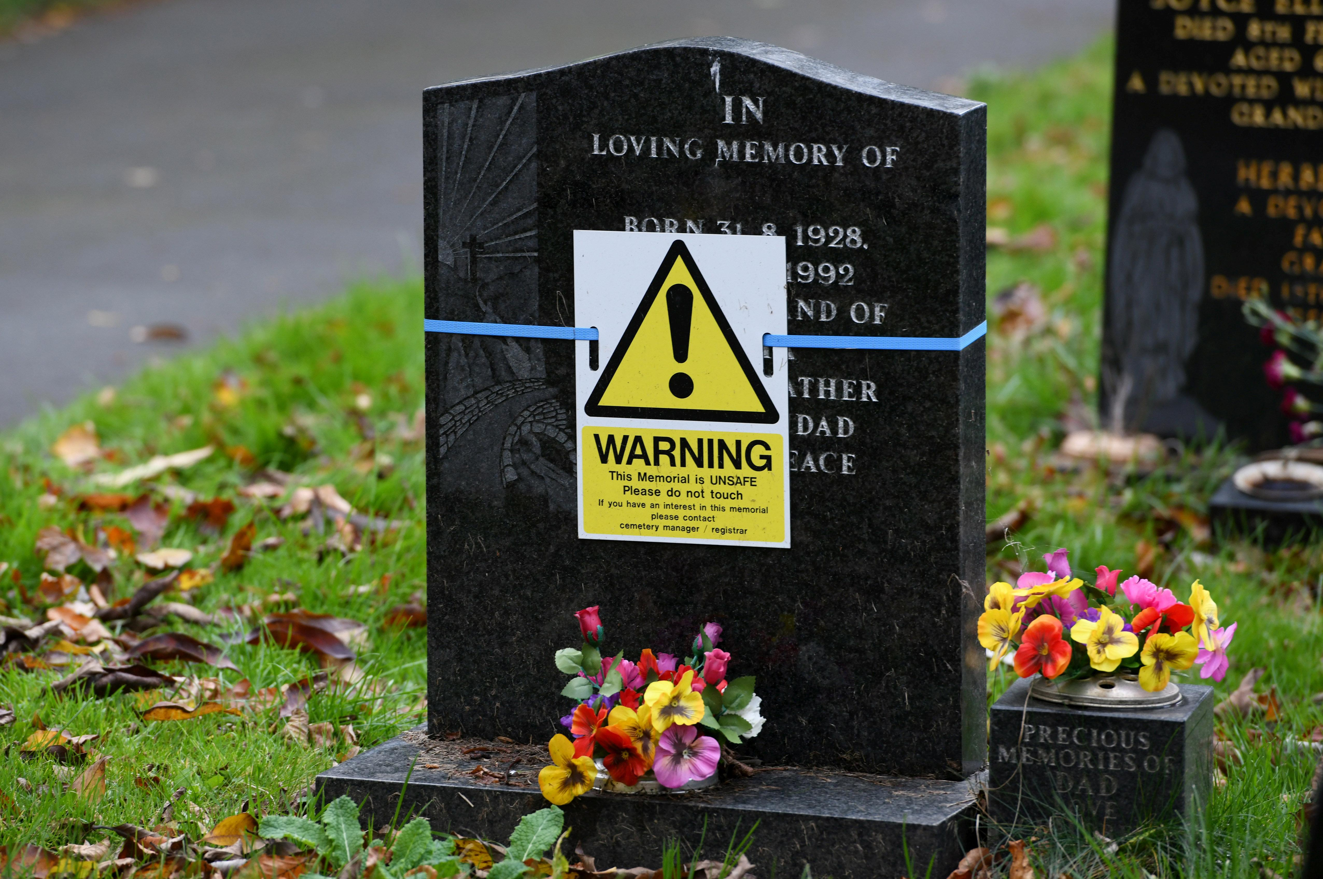 Families Anger After Disrespectful Hazard Warning Signs