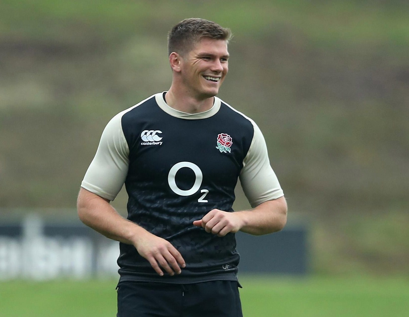 Farrell is now clear to face New Zealand provided he overcomes a hip problem