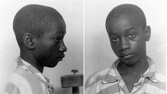 Georges conviction was overturned 70 years later in 2014