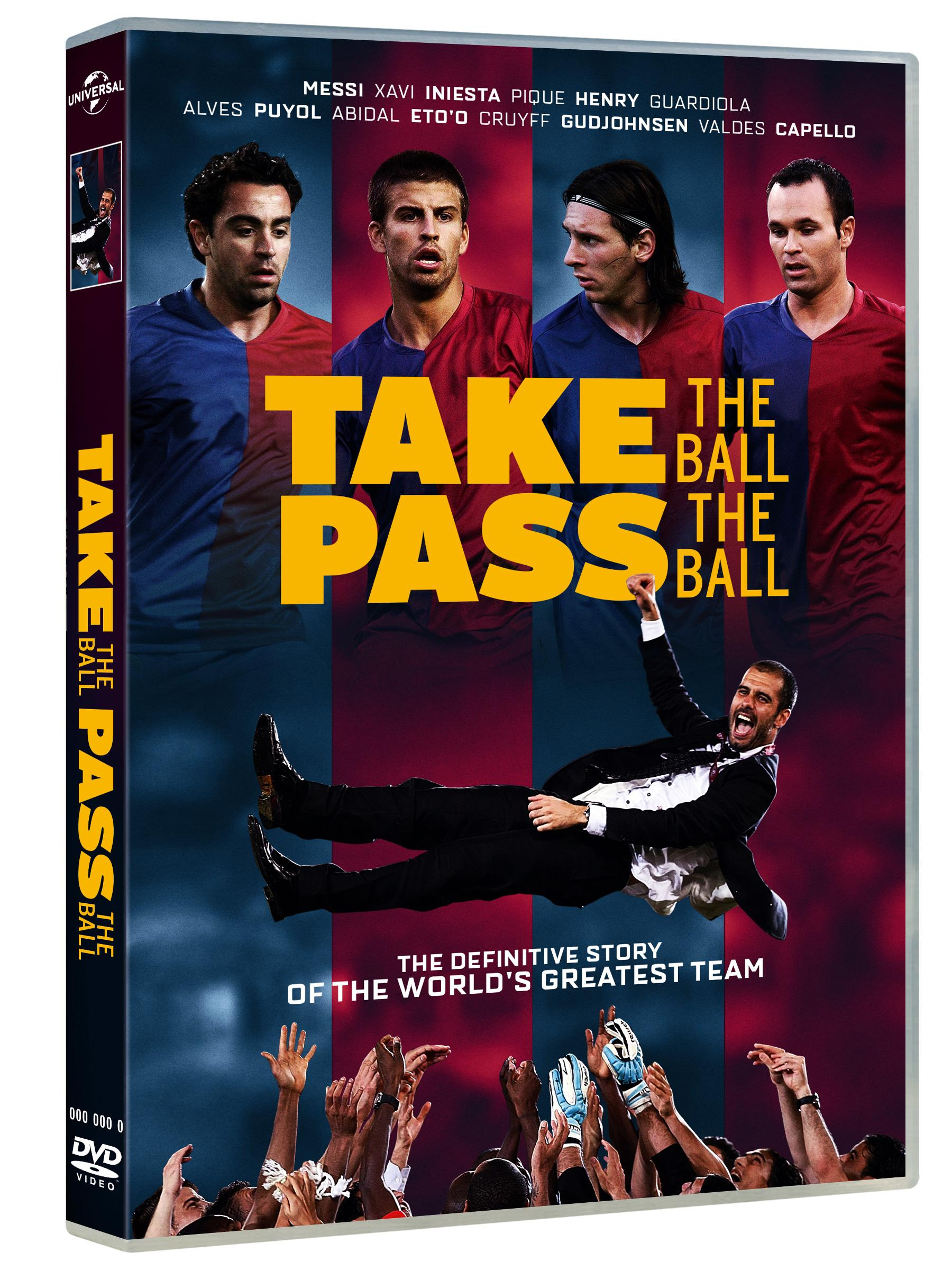 The story came to light in documentary Take The Ball, Pass The Ball