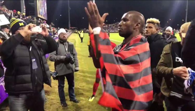 Chelsea legend Didier Drogba was unable to inspire Phoenix Rising to USL Cup final glory