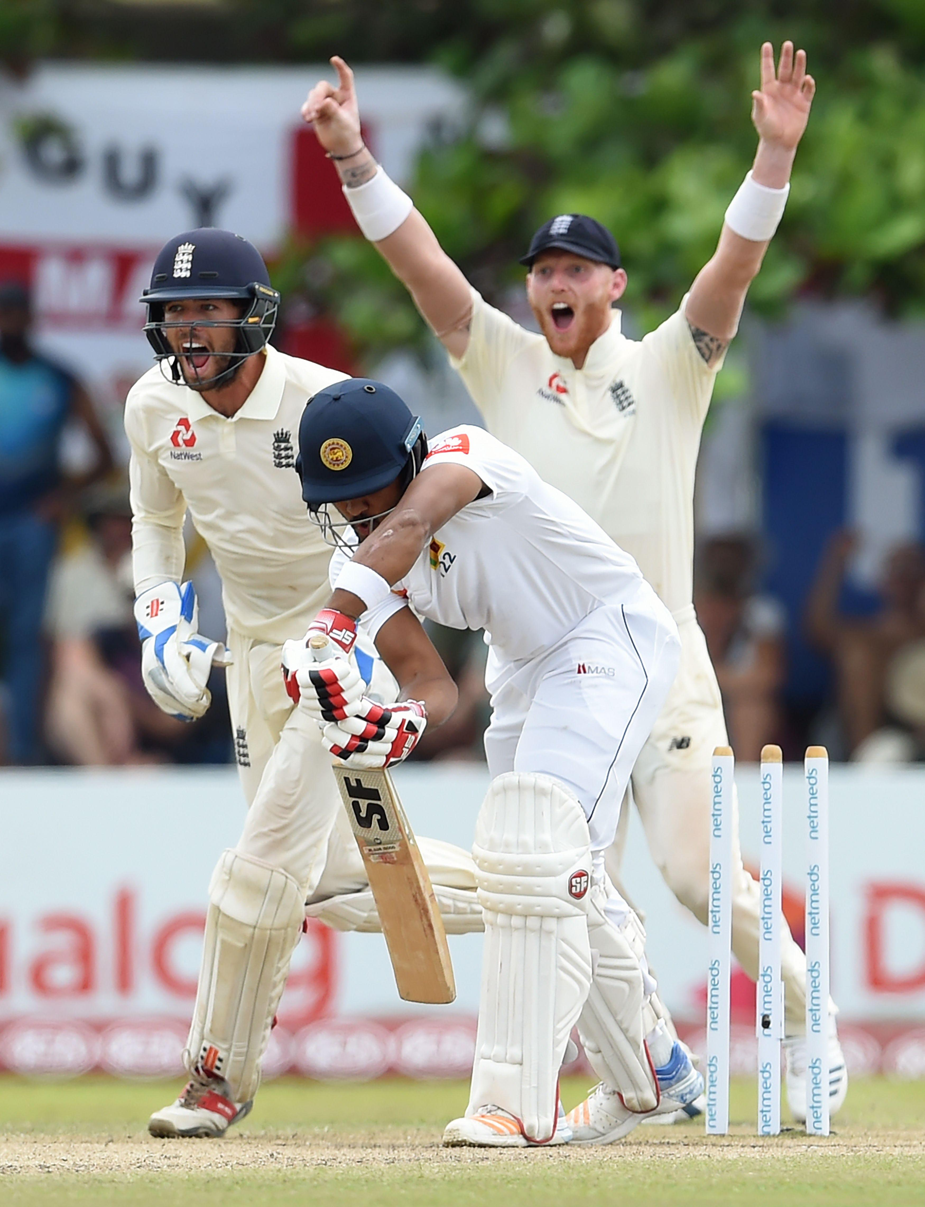 England won by 211 runs ending a miserable away run of 13 matches without victory