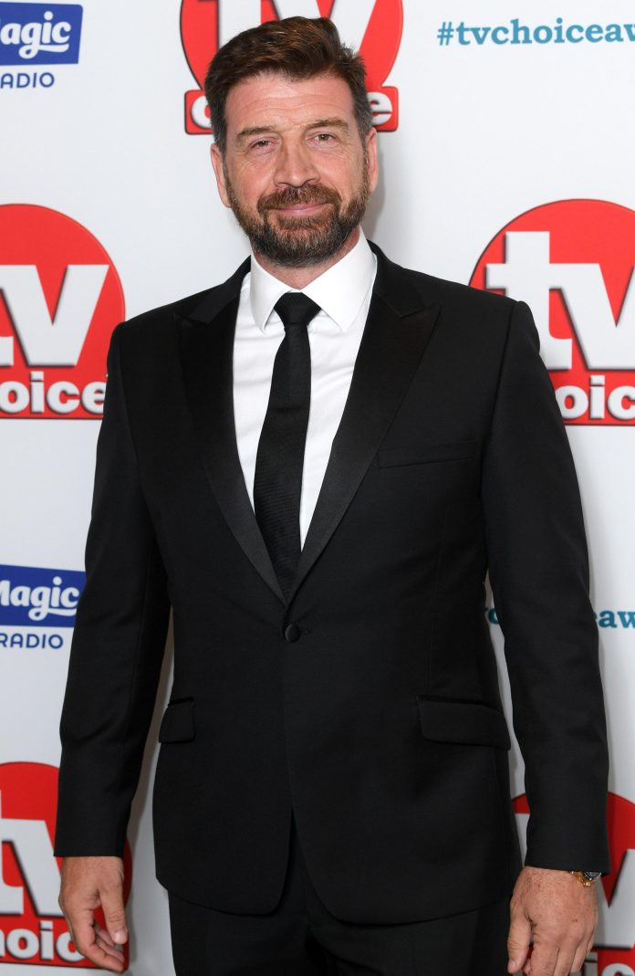Nick Knowles is said to have been offered a six-figure sum