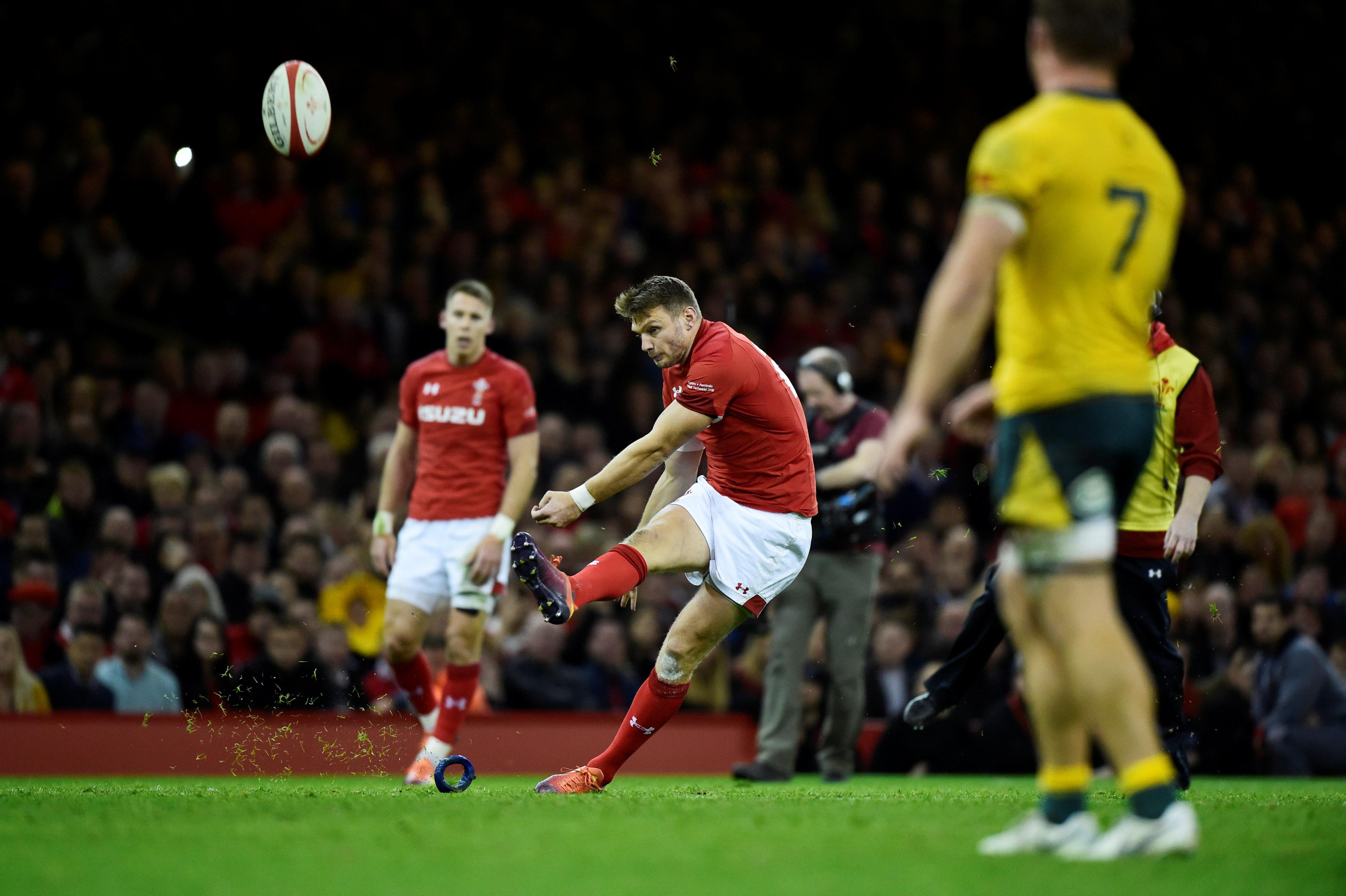 When one man was needed to step up - that man was Dan Biggar
