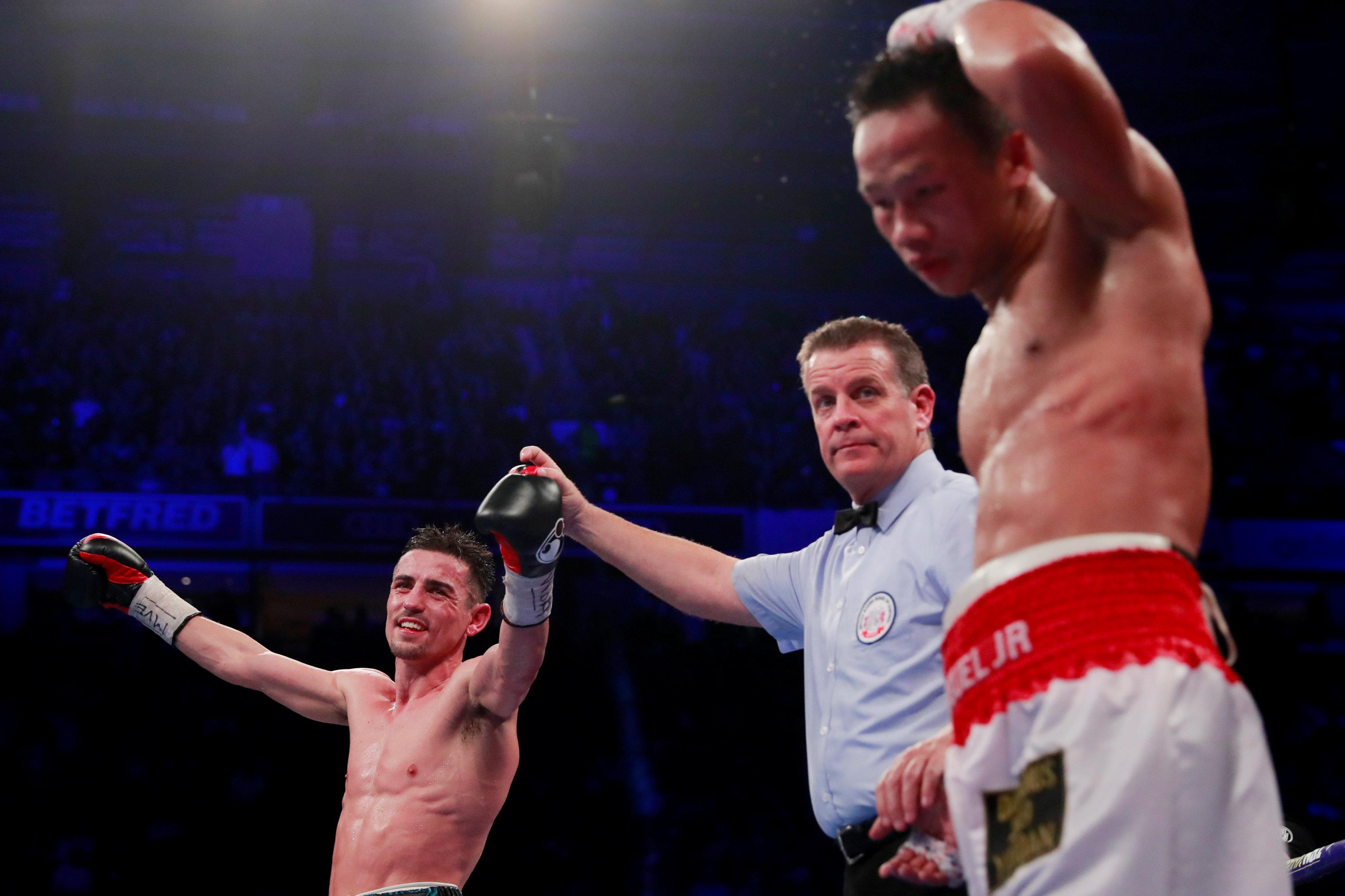 Anthony Crolla comfortably defeated Daud Yordan to earn a shot at the WBA world title