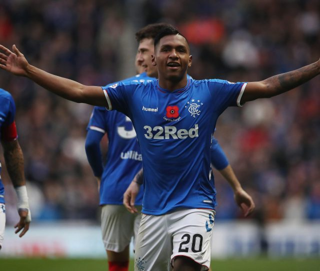 Rangers Can Move To Top Spot In The Scottish Premiership With Victory At Hearts