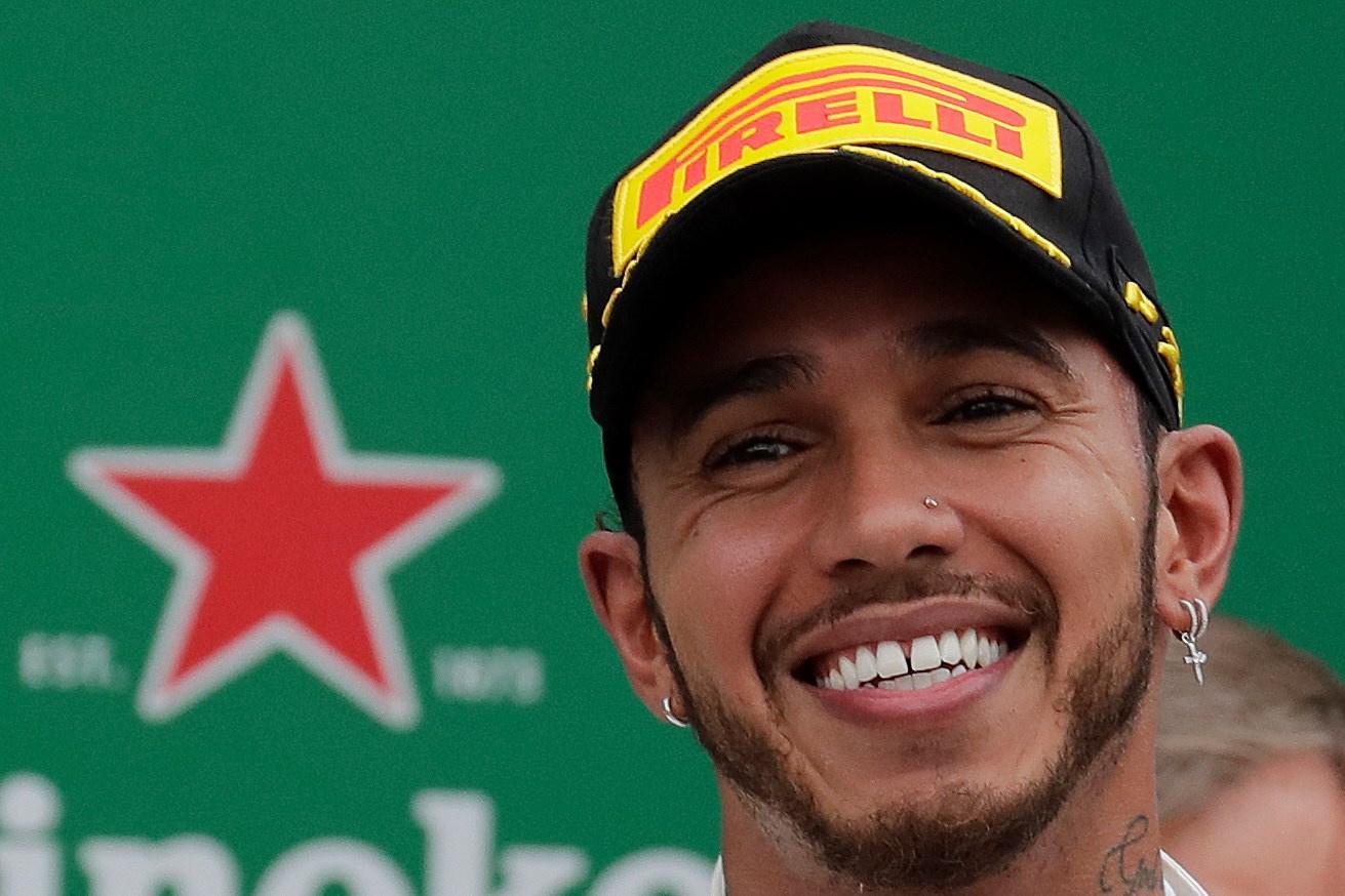 Lewis Hamilton will be honoured by Stevenage Borough Council