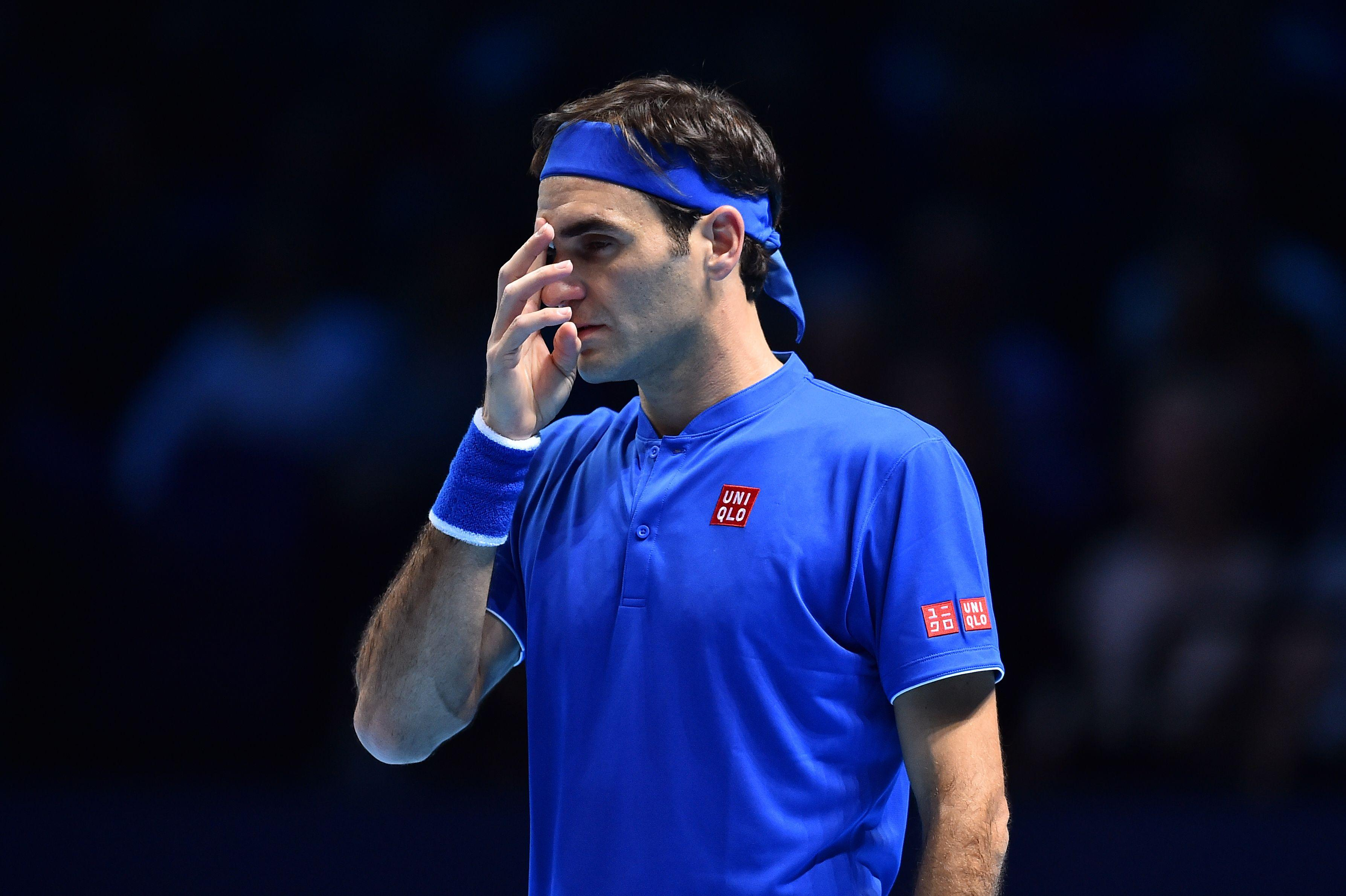 Roger Federer has the yips, says former British No 1 Annabel Croft