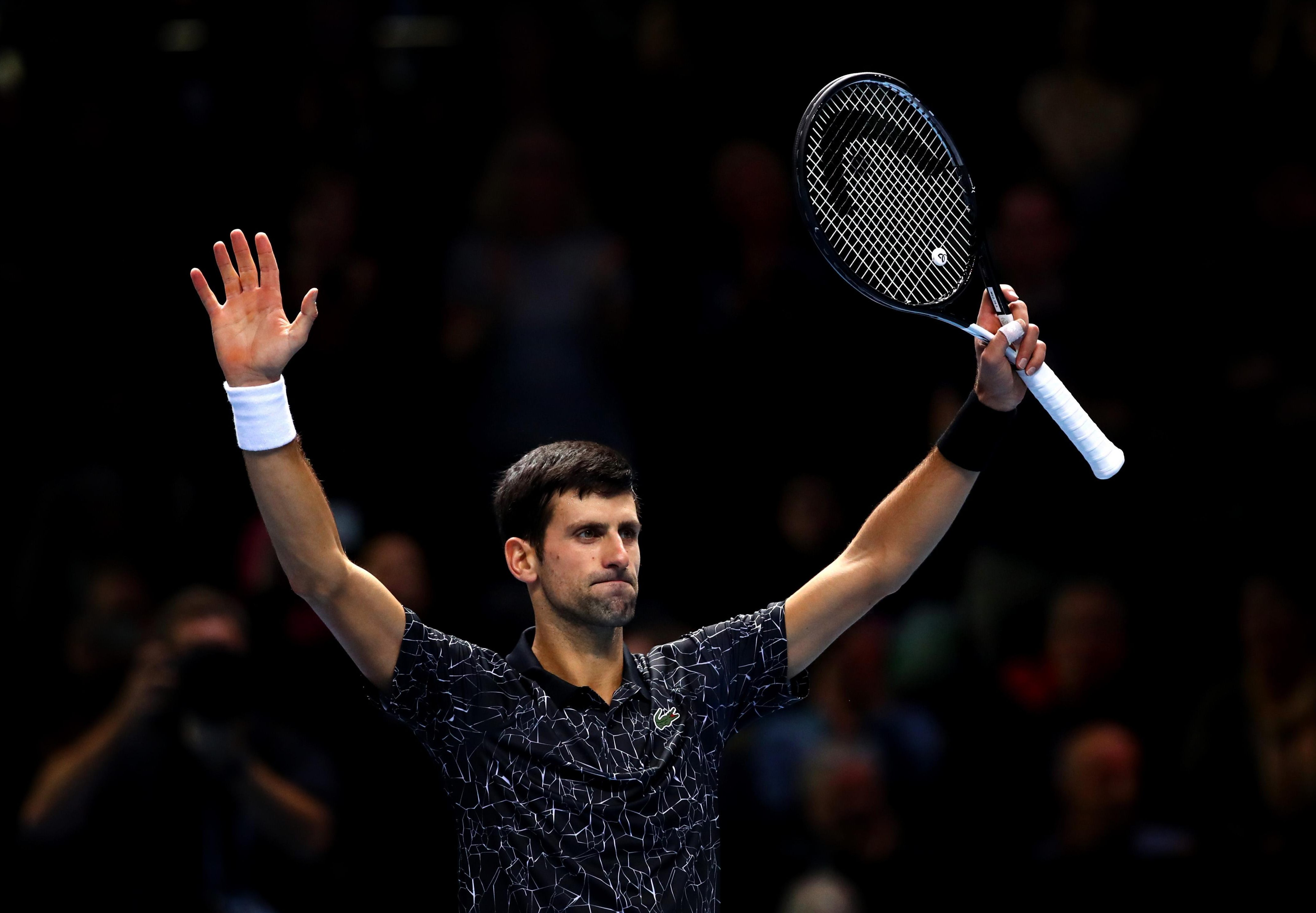 The 31-year-old superstar is currently ranked World No.1