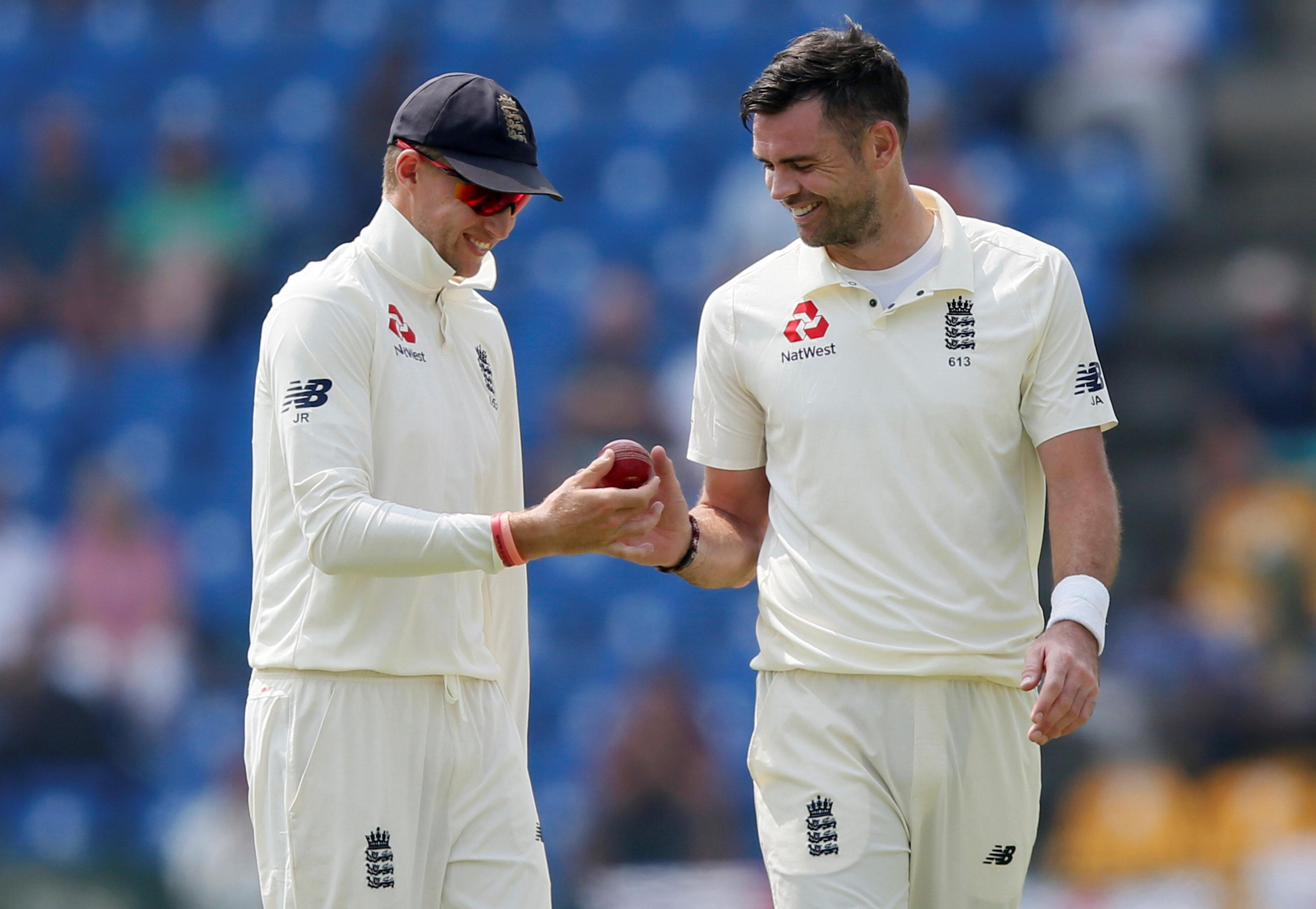 Joe Root has stepped up and insired team-mates like Jimmy Anderson