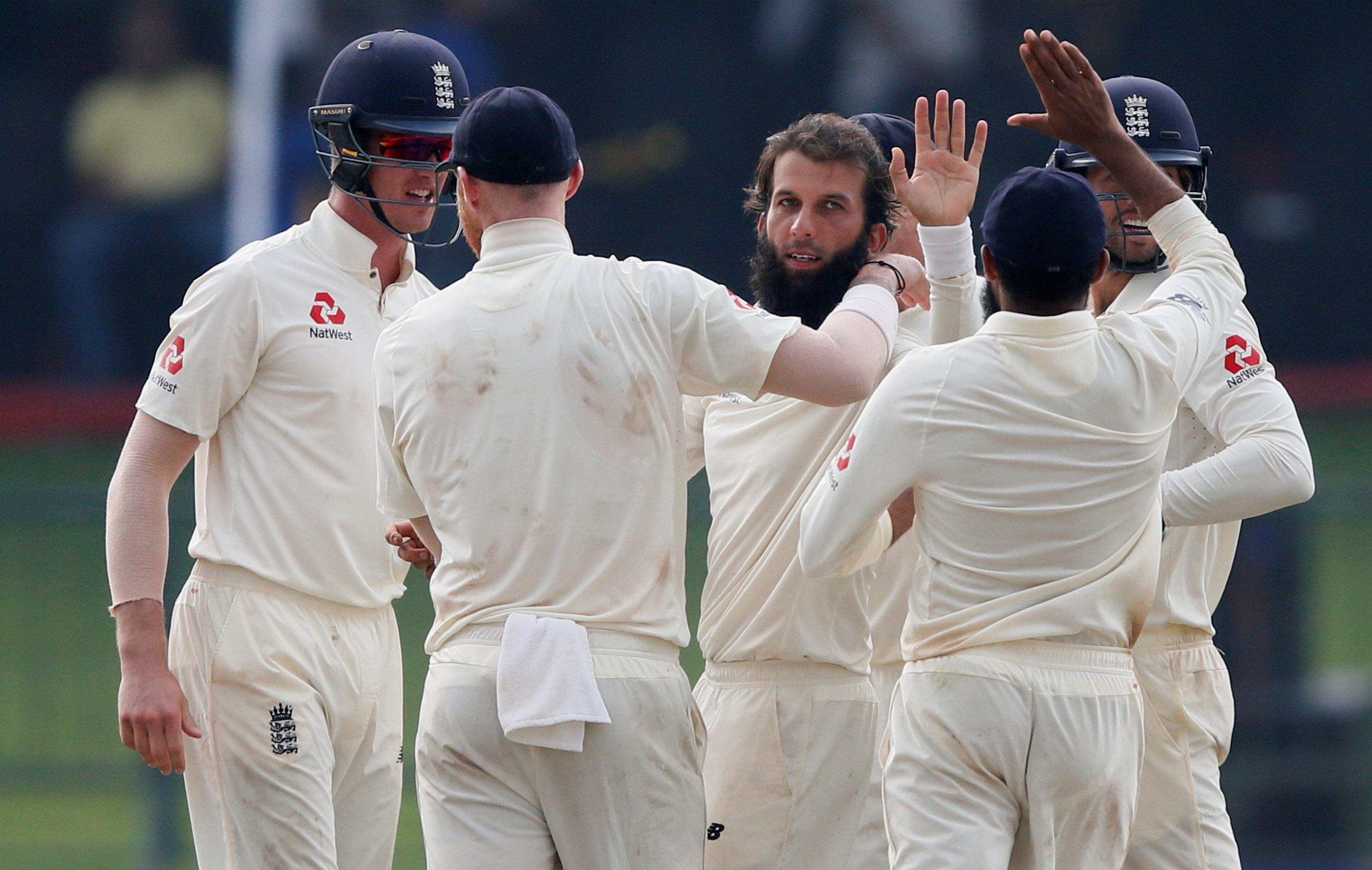 This is England's first overseas series win since beating South Africa three winters ago