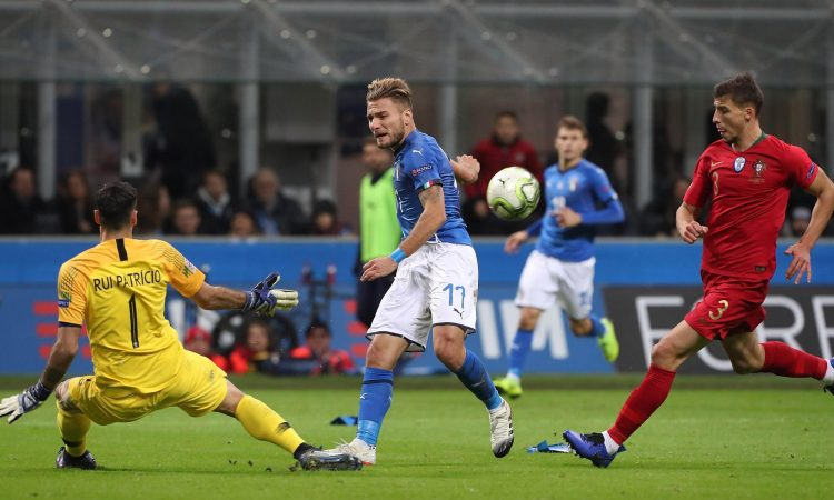 Image result for italy vs portugal getty photos