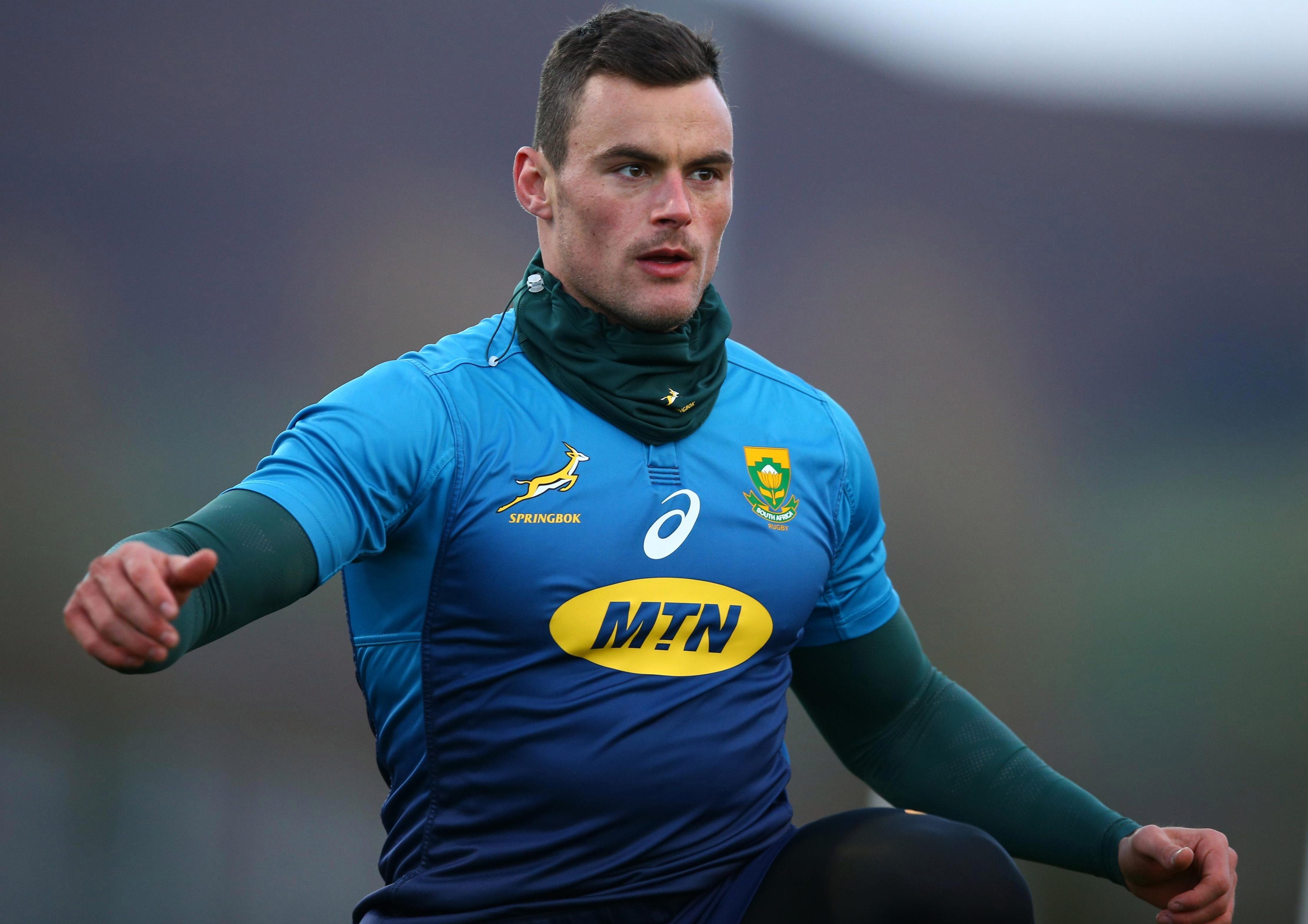 A burka was reportedly found in the room belonging toJesse Kriel