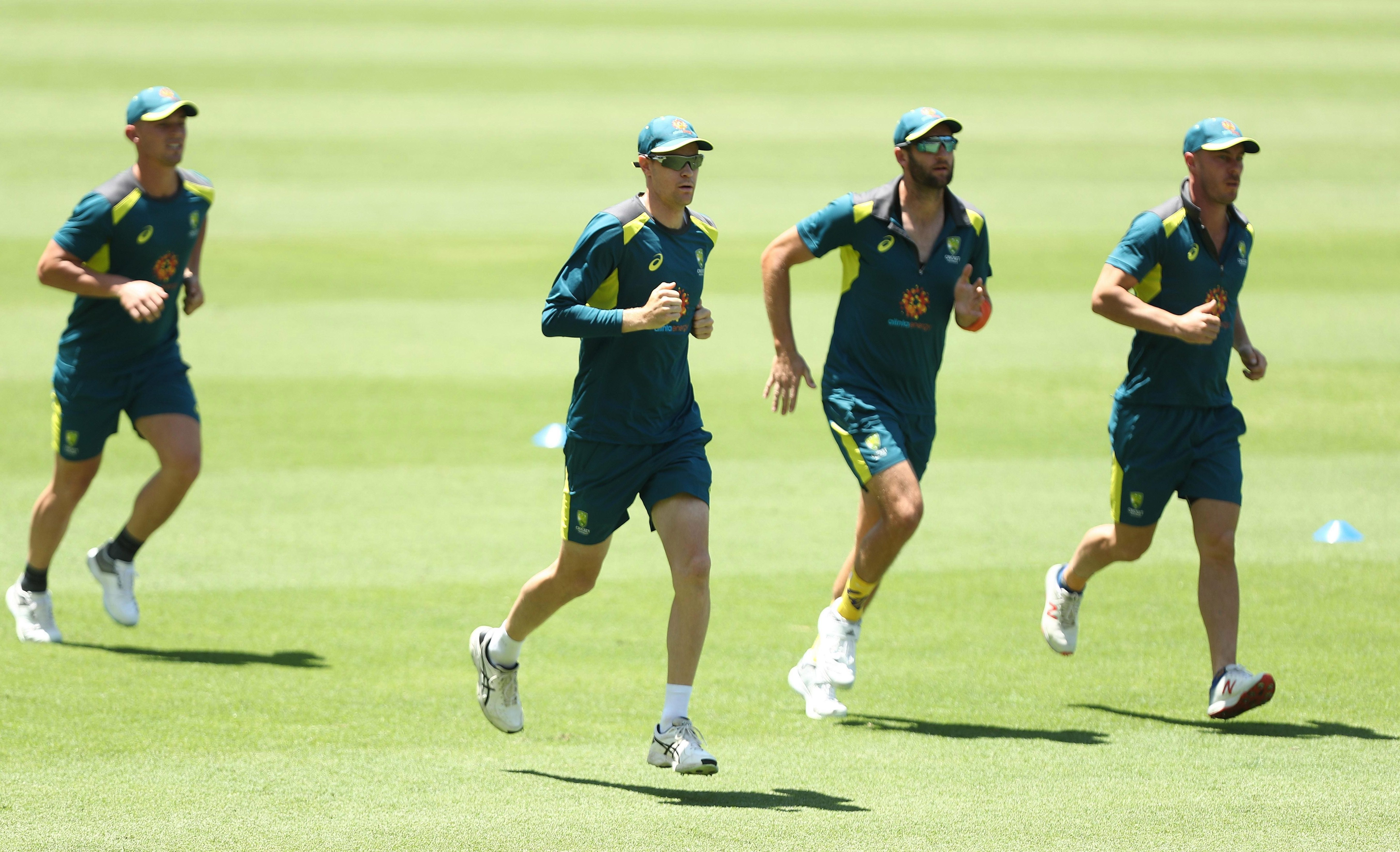 The Aussies prepare to welcome in-form India