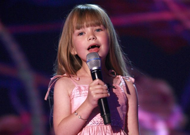 Connie Talbot shot to fame in 2007 when she appeared on the first ever Britain's Got talent