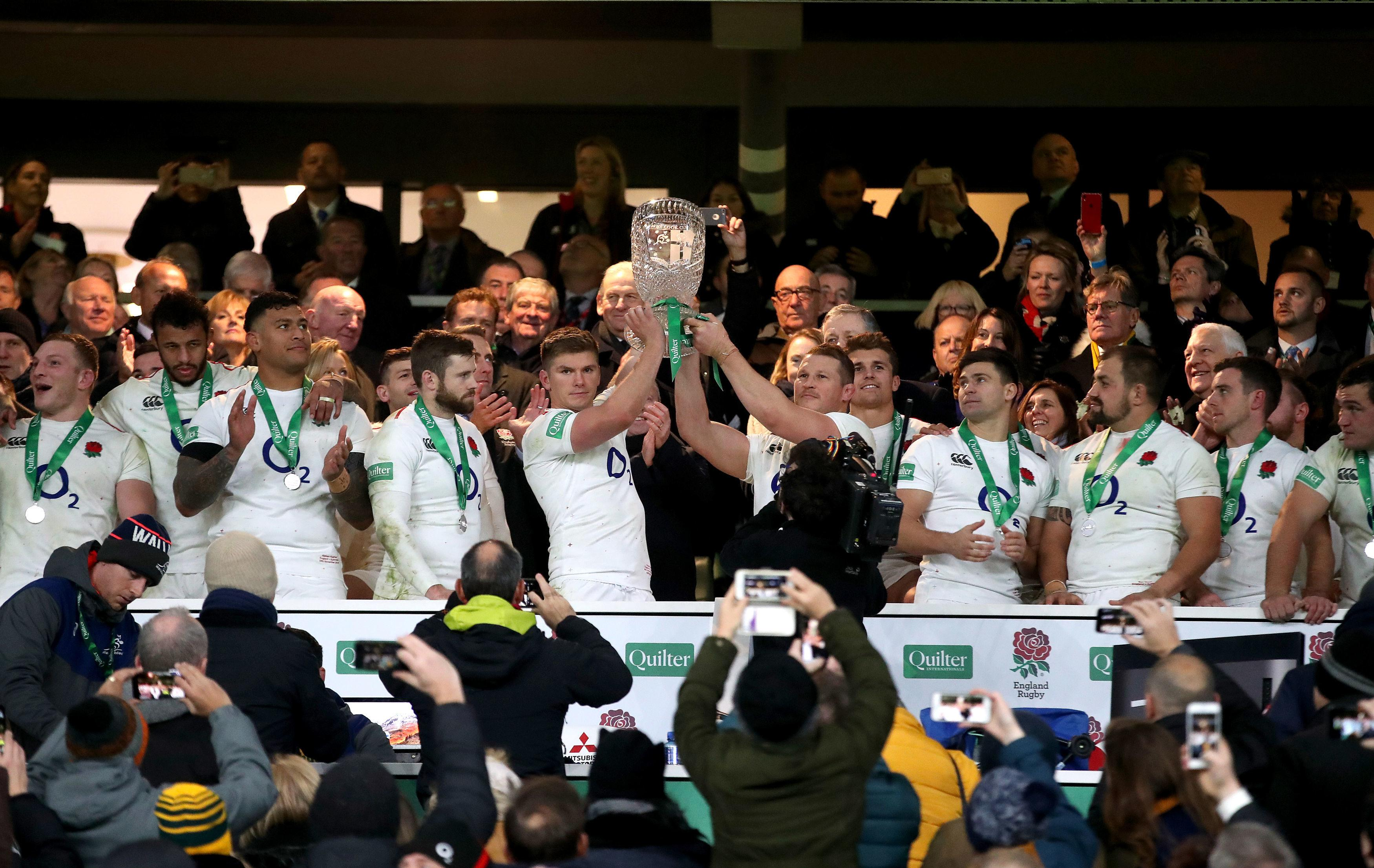England head into the Six Nations - and next year's World Cup - with one of the strongest squads Eddie Jones has ever assembled