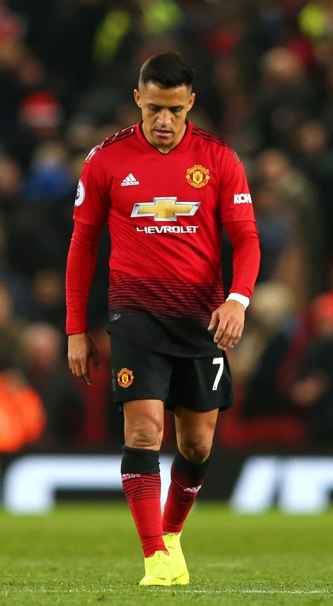 Mourinho said Sanchez was simply dropped for the match