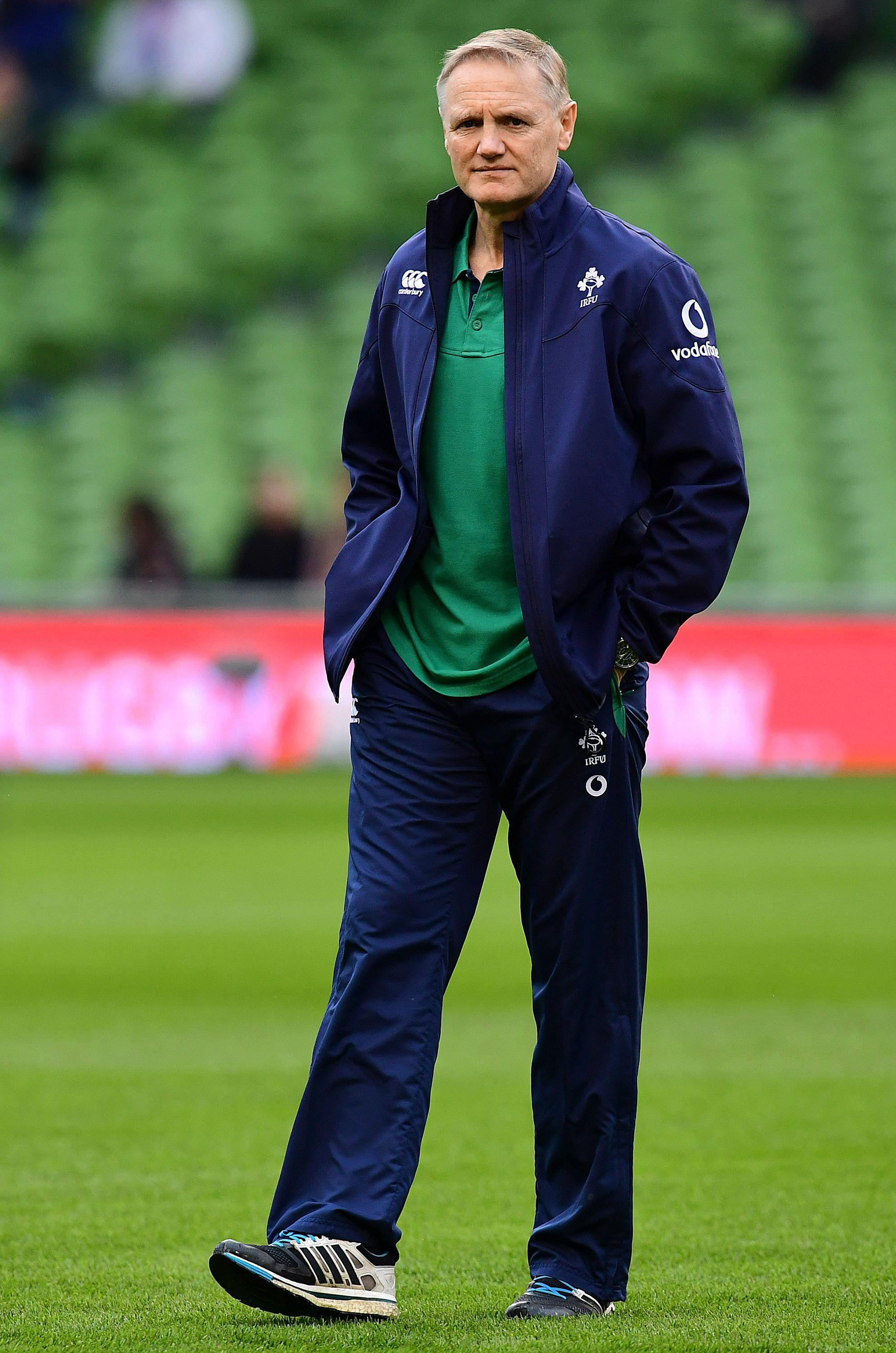 Joe Schmidt has undoubtedly taken Ireland to the next level and could prove to be a huge loss