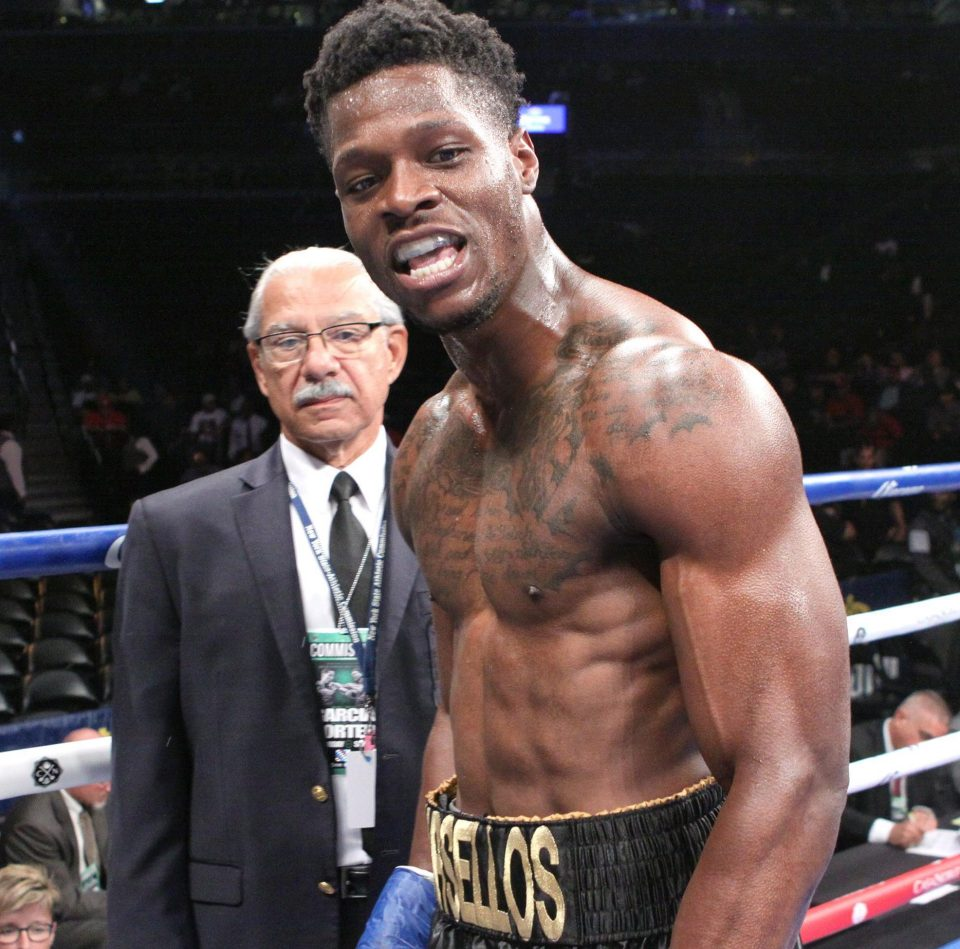 Deontay Wilder's 'higher' Brother Marsellos Is Preventing