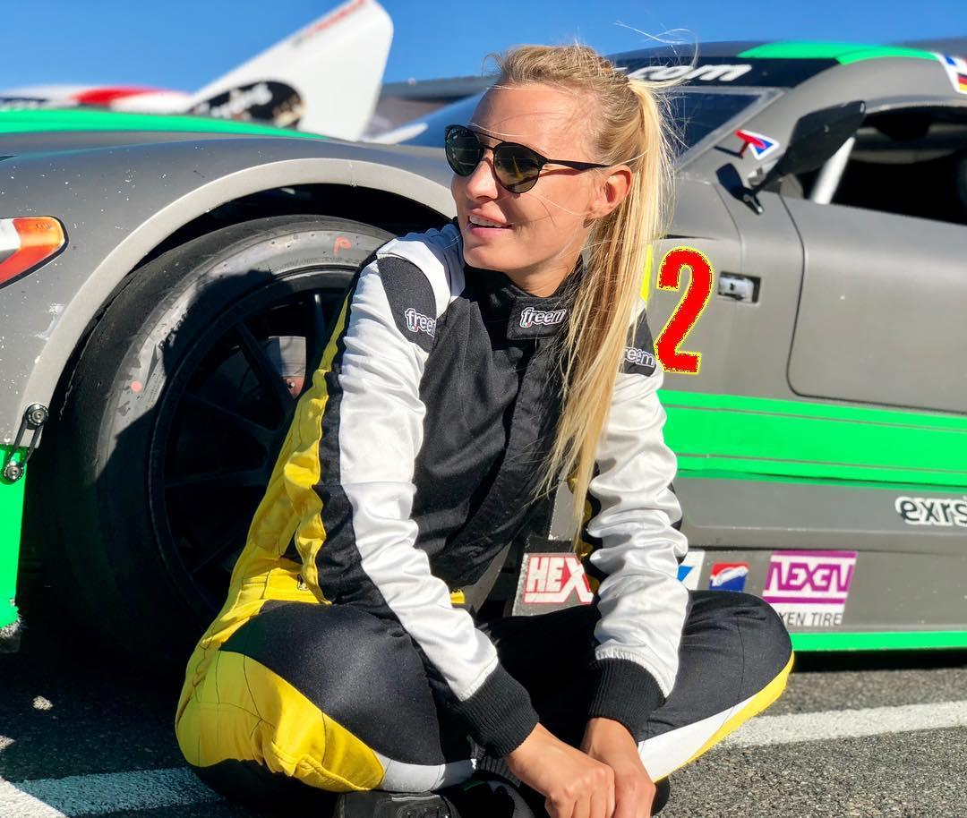 2018 was her first year racing for Mercedes-Benz and she is ready to push on in pursuit of a Formula 1 title