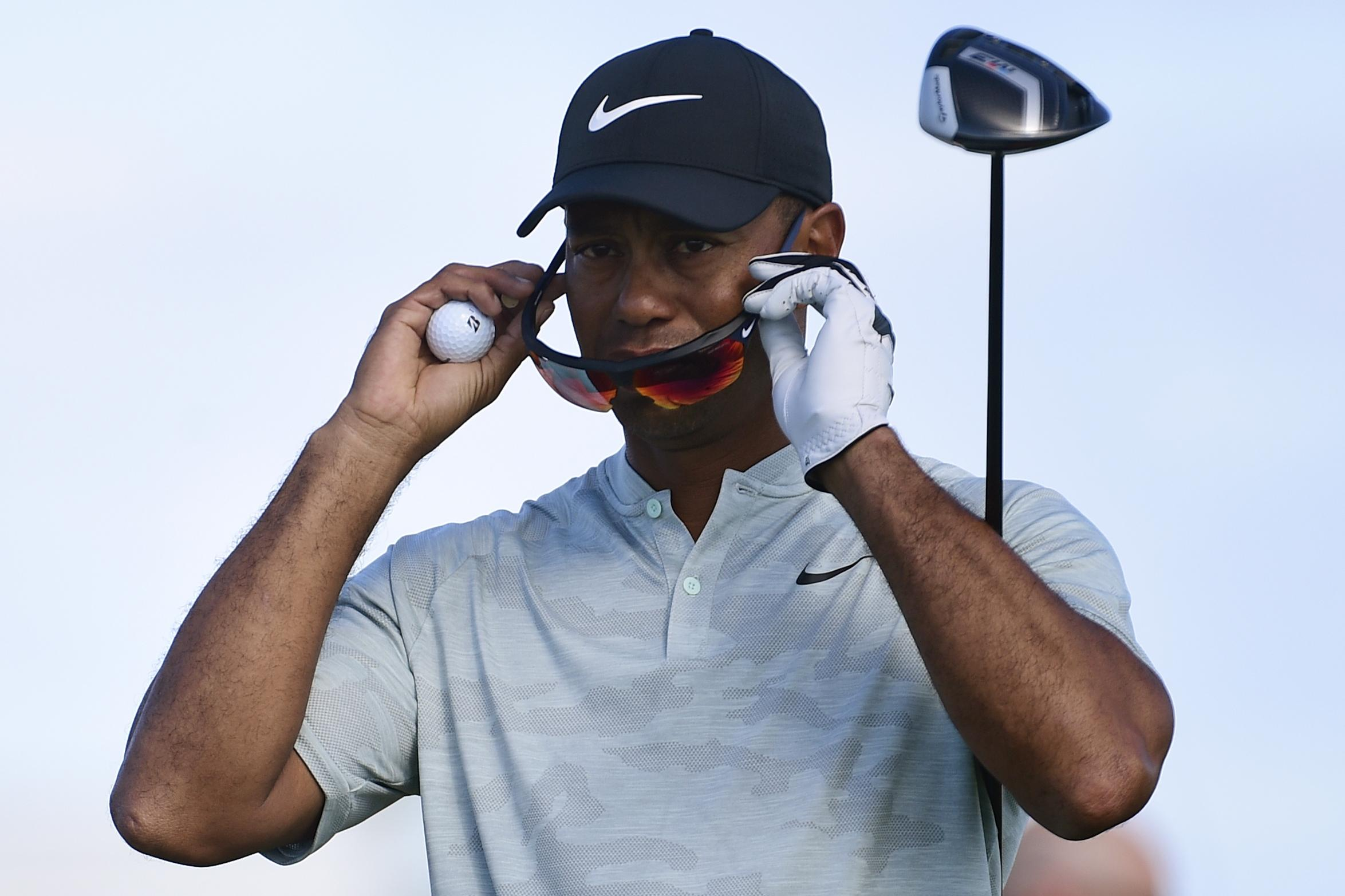Tiger Woods' revelation about his sore ankles was the latest in a long line of injury scares