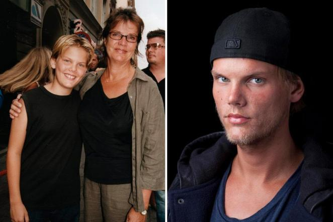 Image result for Avicii's father