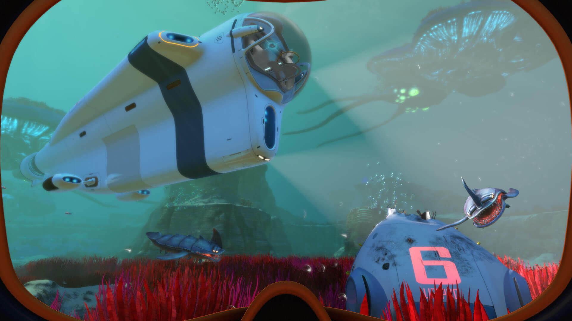 epic games releases subnautica