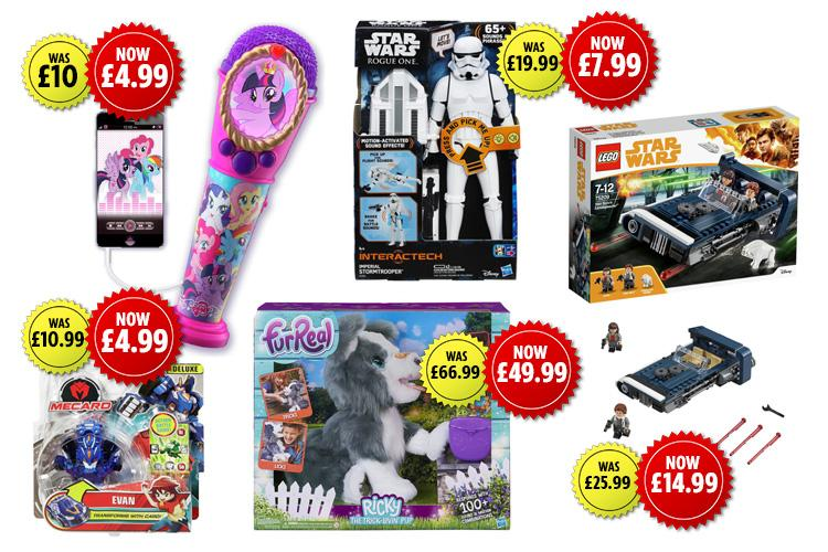 Argos Launches Huge Toy Clearance Sale Ahead Of Christmas