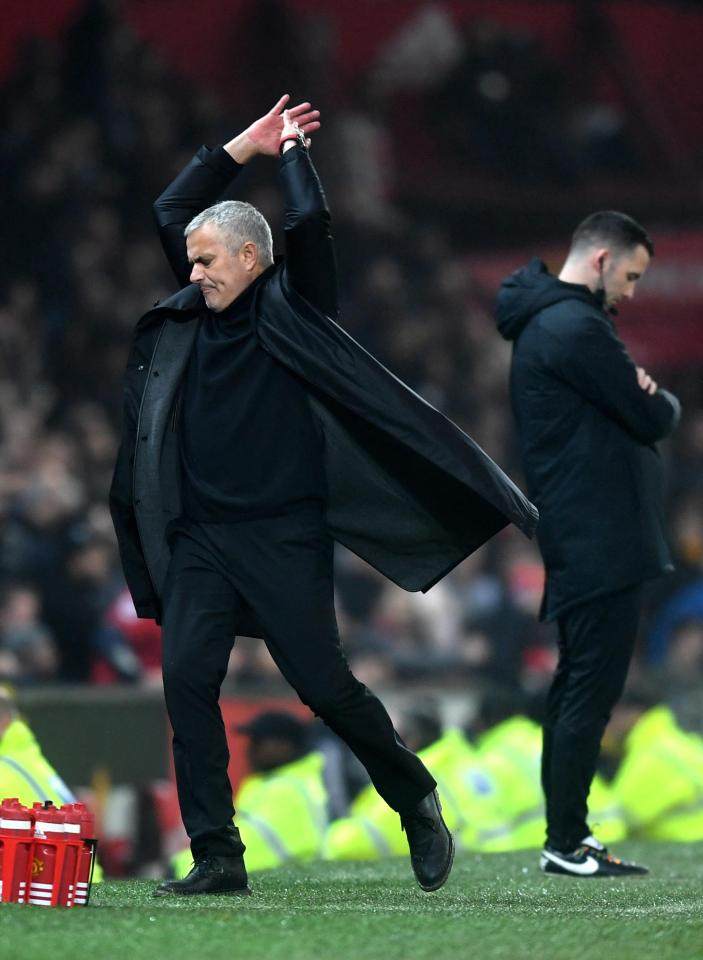 Jose Mourinho has been furious with Manchester United's defensive errors with the club conceding 25 goals in the league this season so far