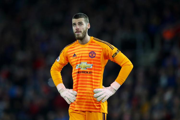 David De Gea's uncharacteristic mistake against Arsenal was yet another sign that United's defence is at a low ebb