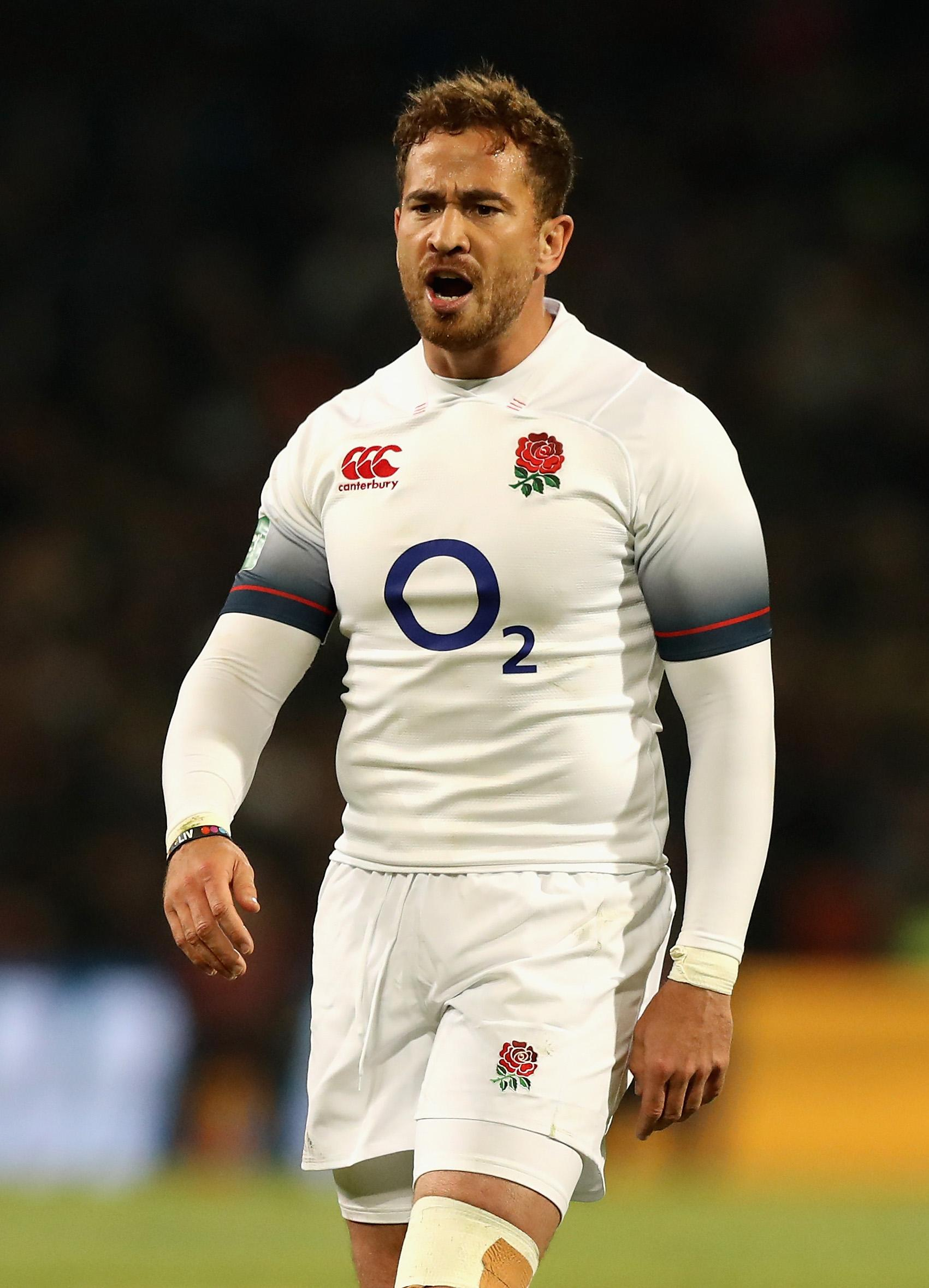 Danny Cipriani was axed by Eddie Jones this autumn - despite his heroics in the Third Test against South Africa this summer
