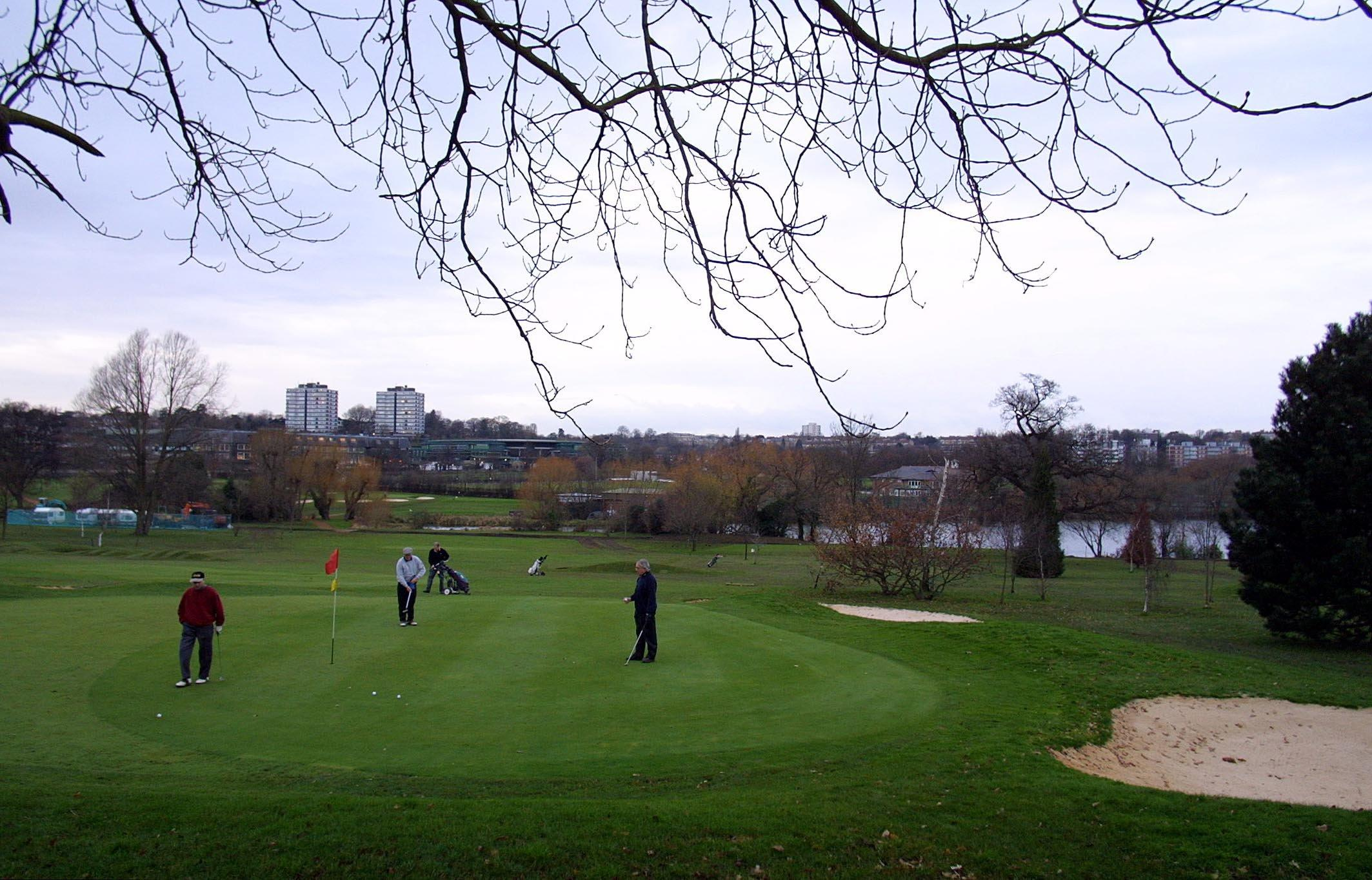 Ownership of the Wimbledon Park Golf Club will transfer to the All-England Lawn Tennis Club from December 21