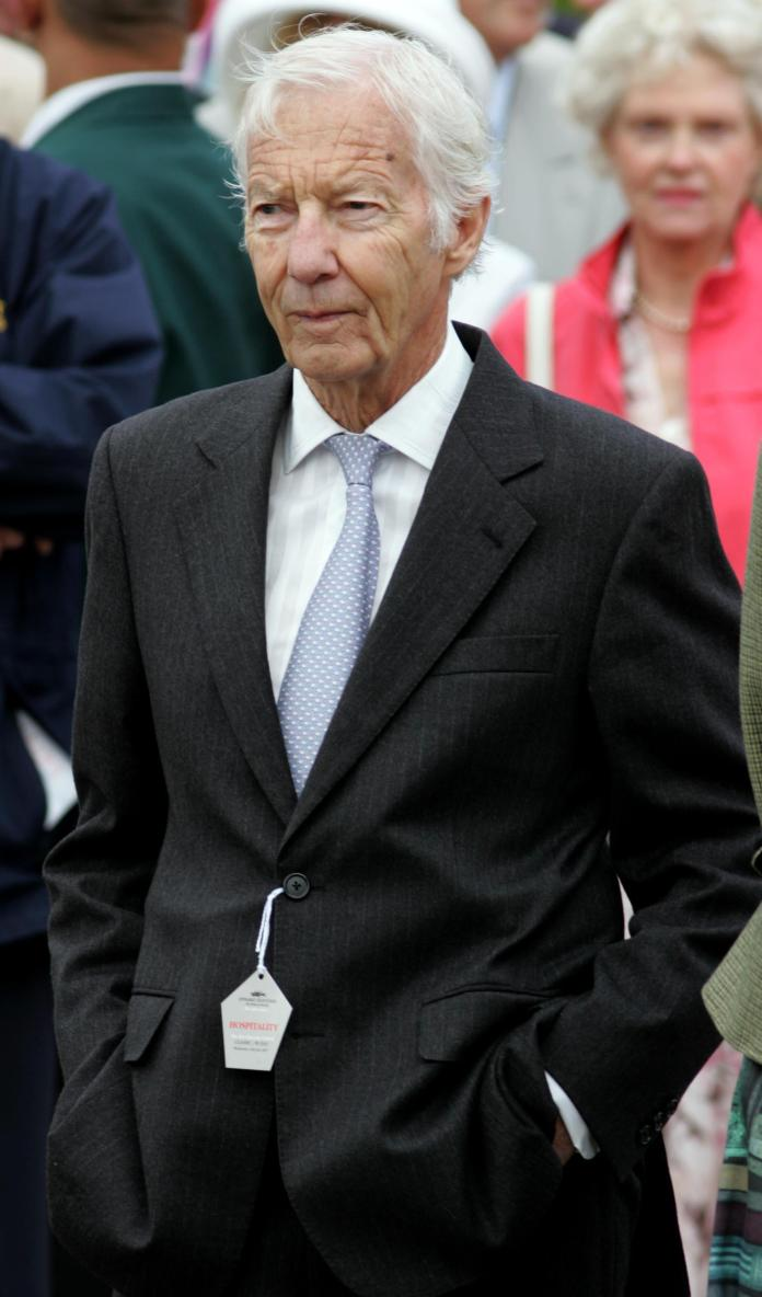 Horse racing legend Lester Piggott was rushed to hospital but is in 'good shape'