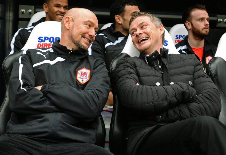 Mark Dempsey has returned to Man Utd to assist Ole Gunnaer Solskjaer