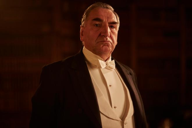 Jim Carter as Charles Carson