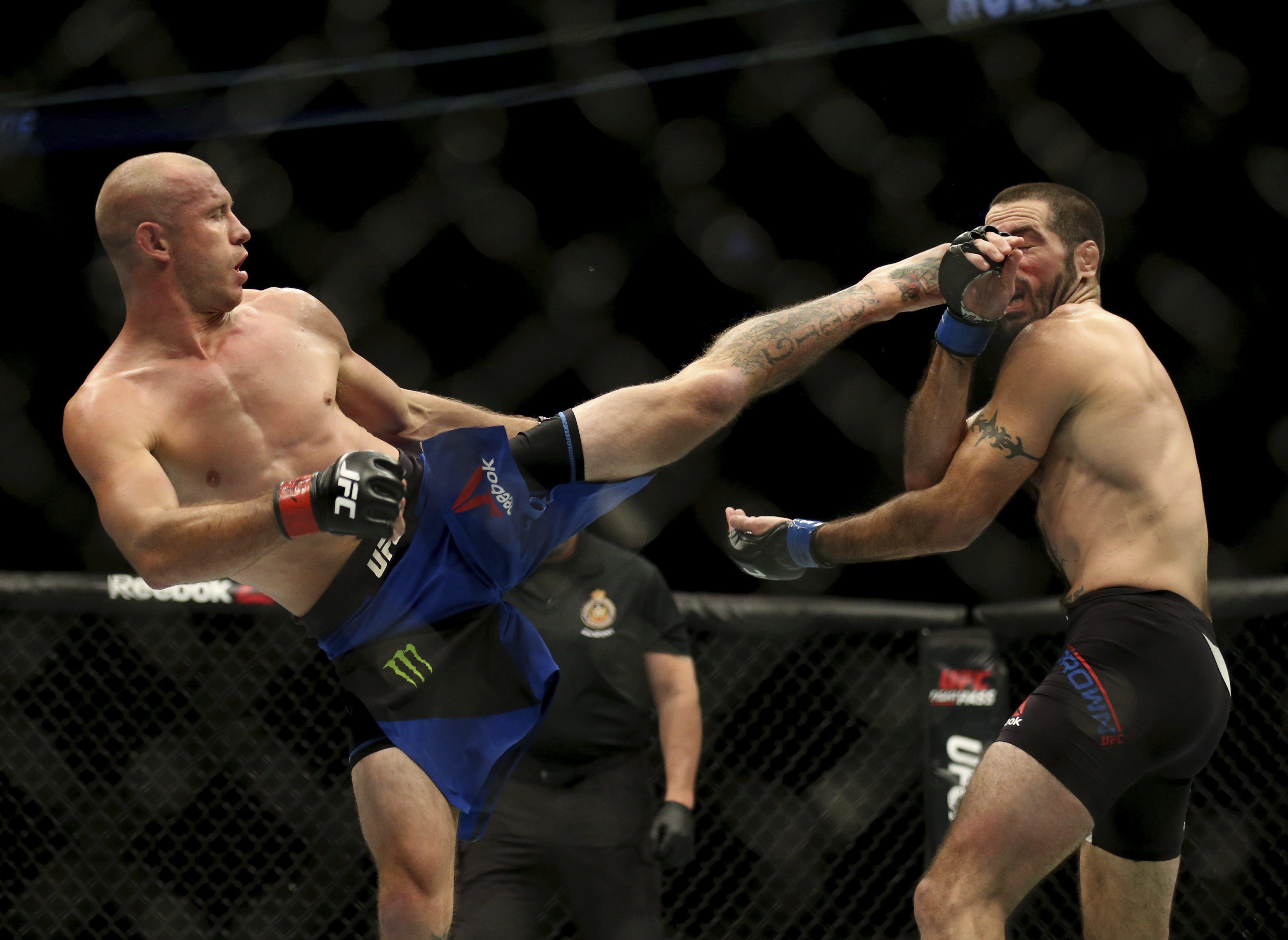 Cerrone beat Mike Perry in his last fight
