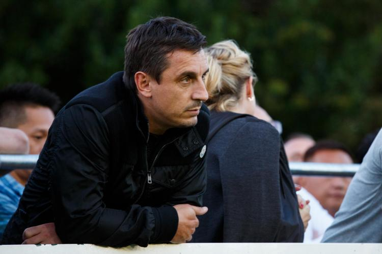 Gary Neville admits Salford City are ahead of schedule