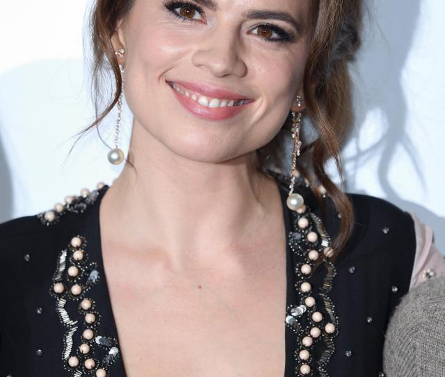 Hayley Atwell Shot To Global Fame Playing Agent Carter In The Marvel Series